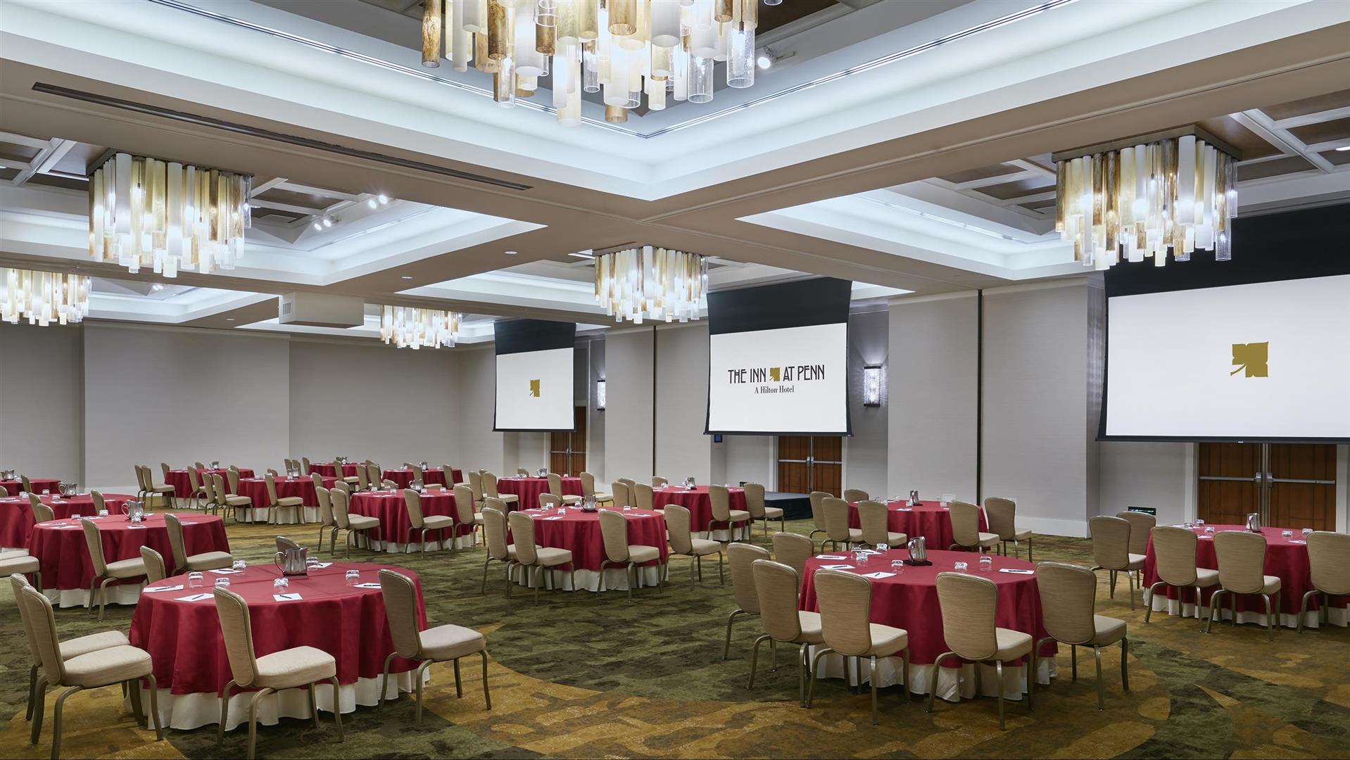 grand entrance decoration.htm meetings and events at the logan philadelphia  curio collection by  logan philadelphia  curio collection