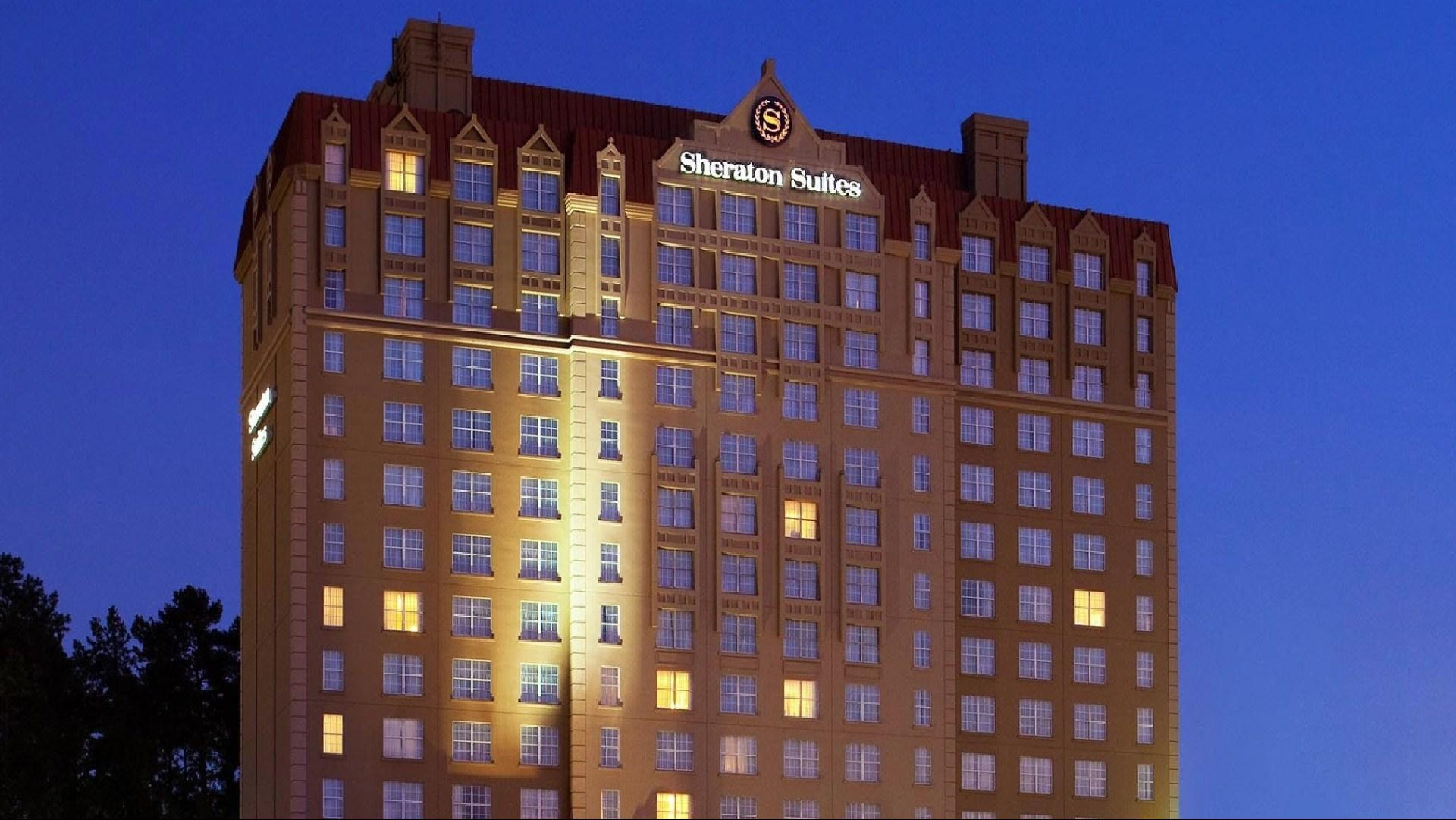 Sheraton Suites Galleria Atlanta Meetings and Events at