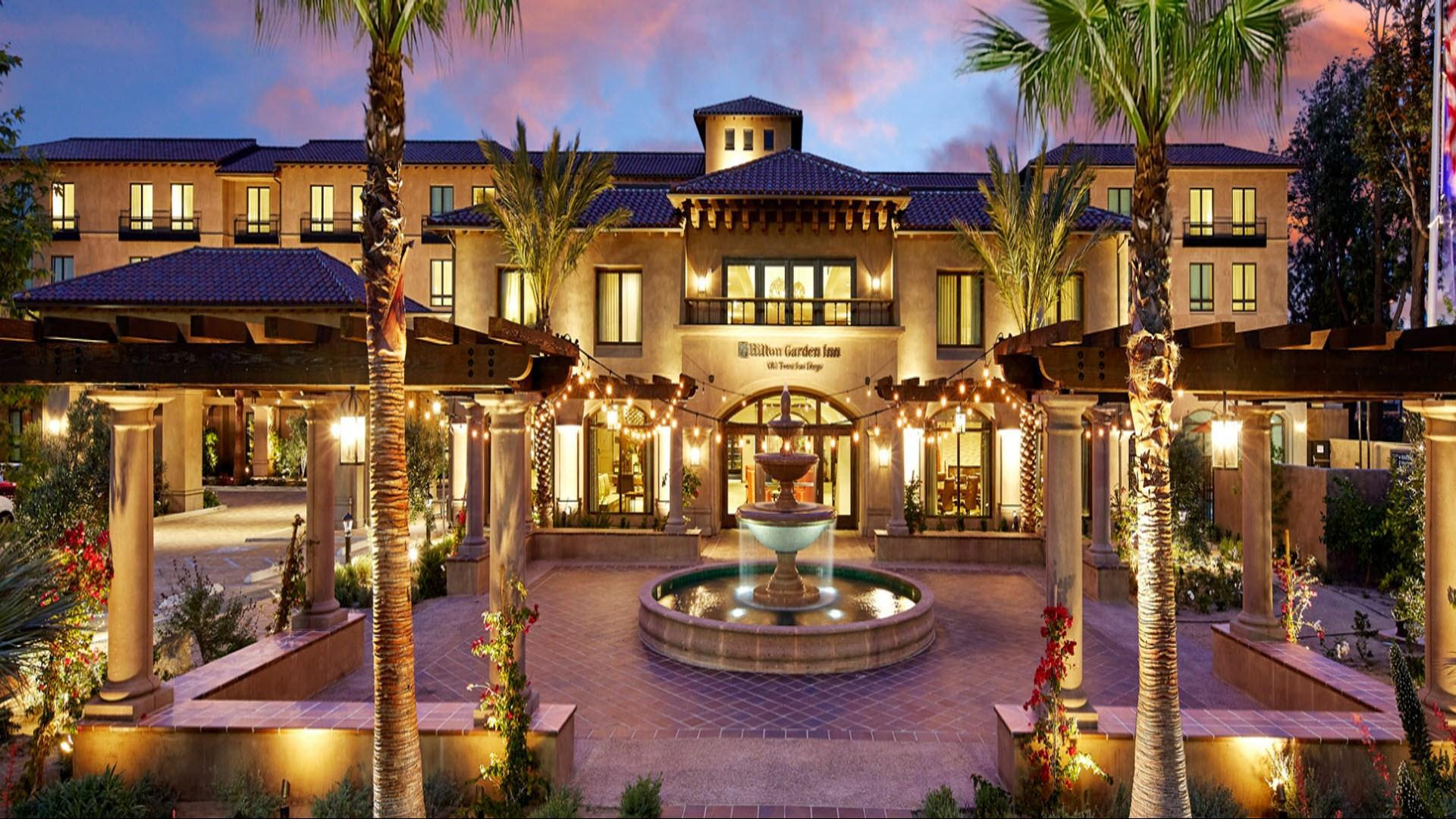 hilton garden inn san diego old townseaworld area - Hilton Garden Inn San Diego Old Town