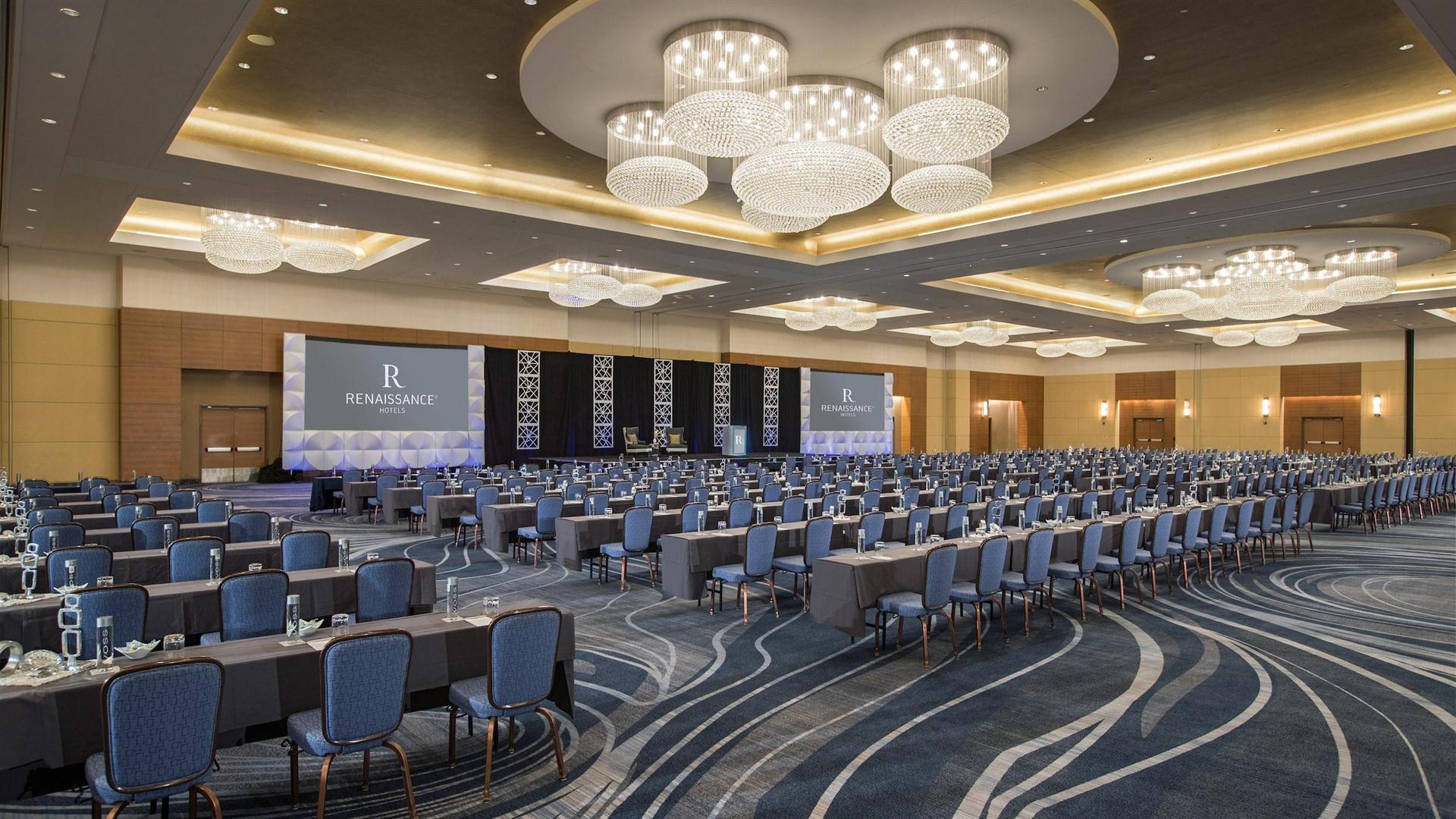 Meetings and Events at Renaissance Schaumburg Convention Center