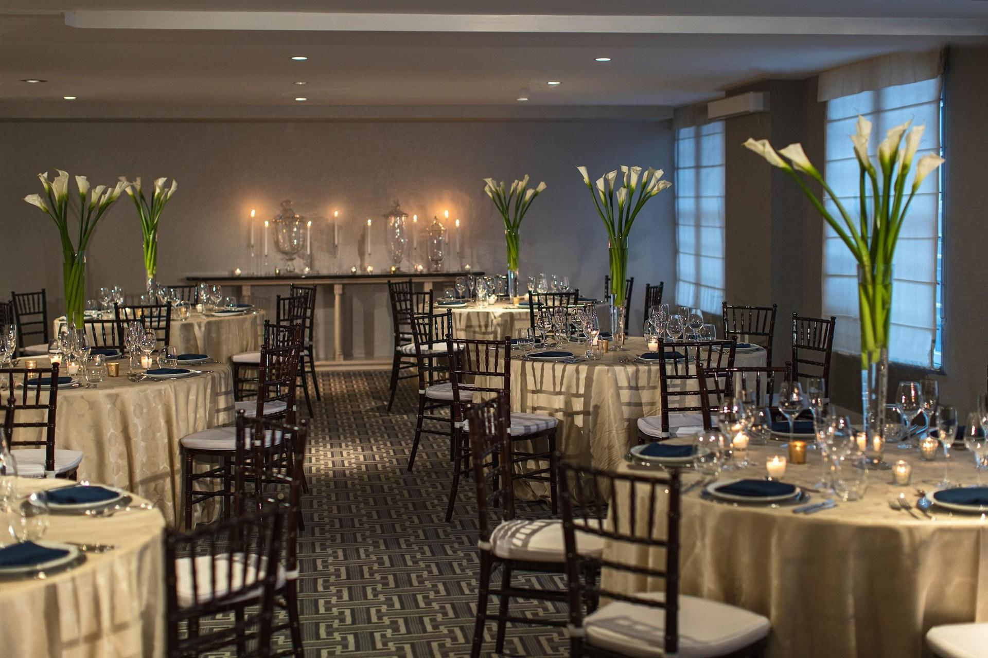 Meetings and Events at Kimpton Lorien Hotel & Spa, Alexandria, VA, US