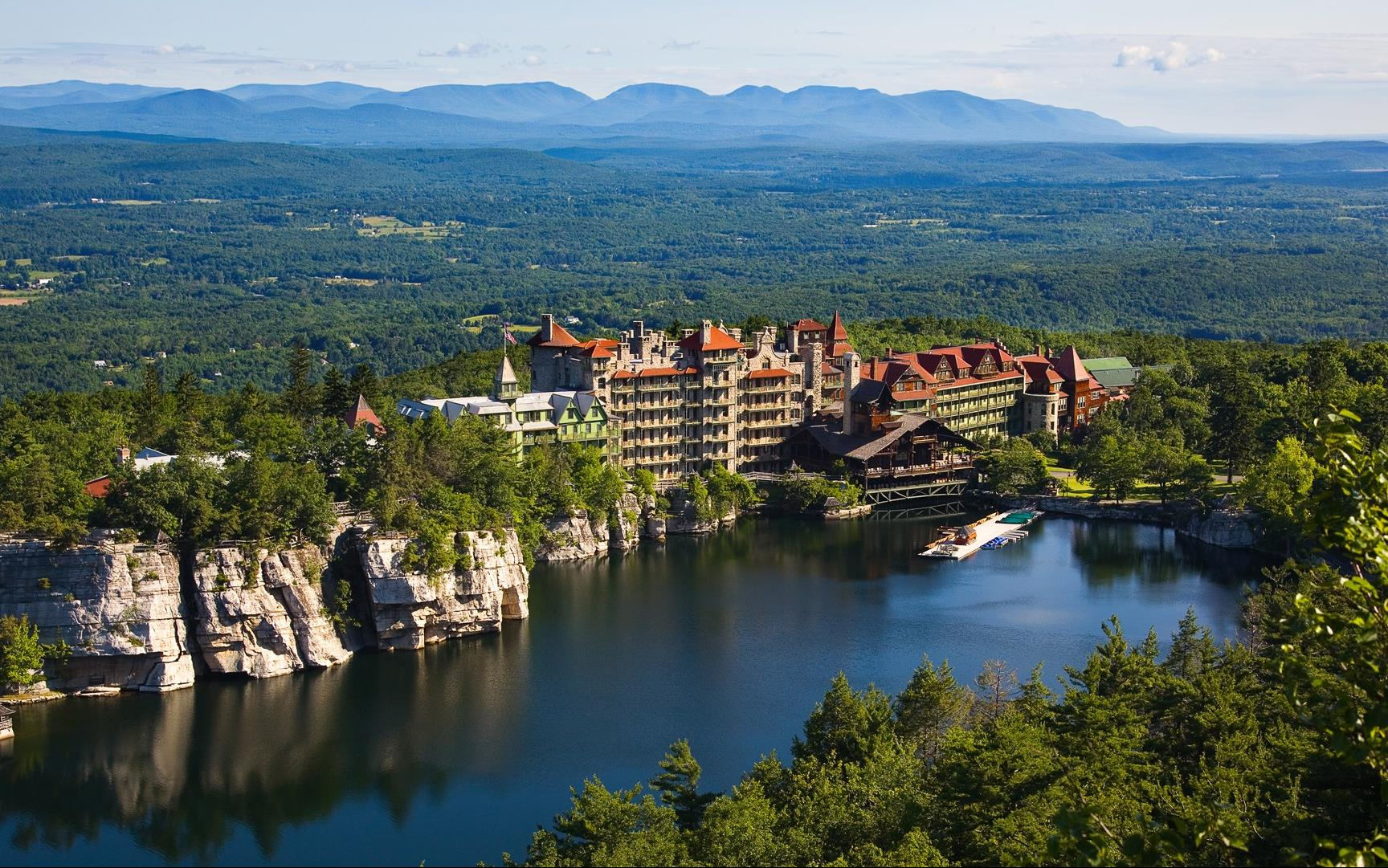 Meetings and events at Mohonk Mountain House, New Paltz, NY, US