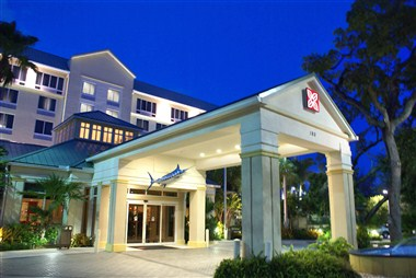 Hilton Garden Inn Ft. Lauderdale Airport Cruise Port ...