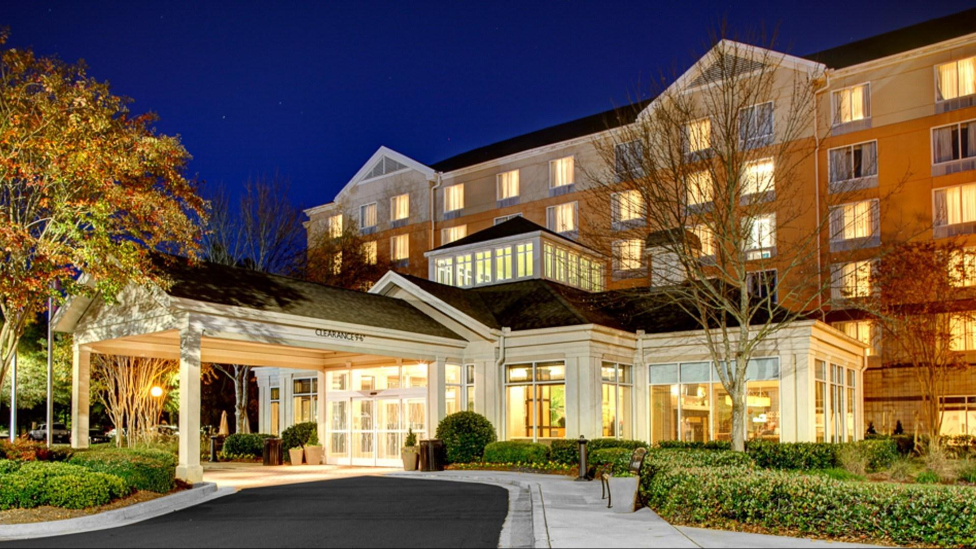 Meetings and Events at Hilton Garden Inn Atlanta North/Alpharetta ...