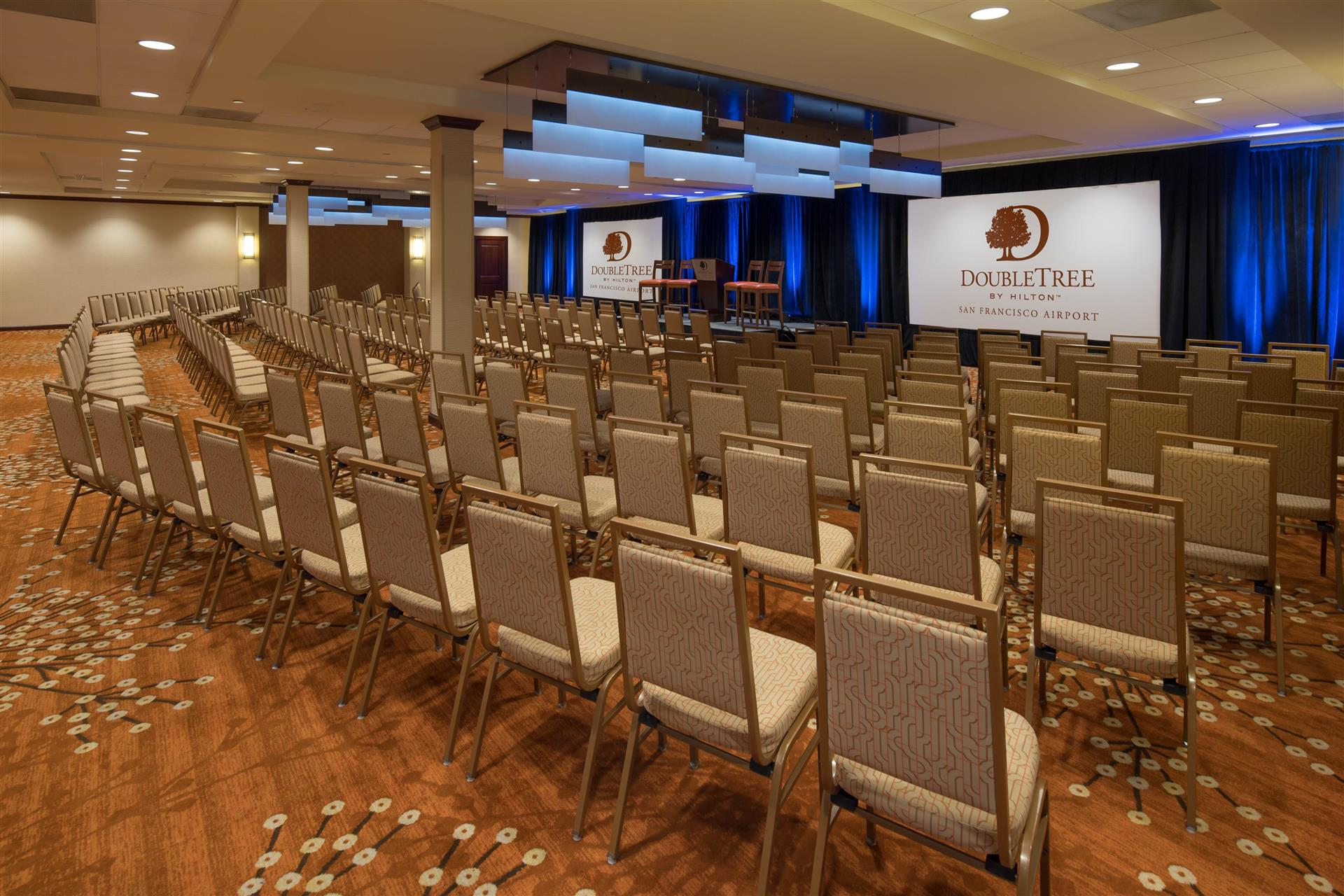 Meetings and Events at DoubleTree by Hilton Hotel San Francisco ...