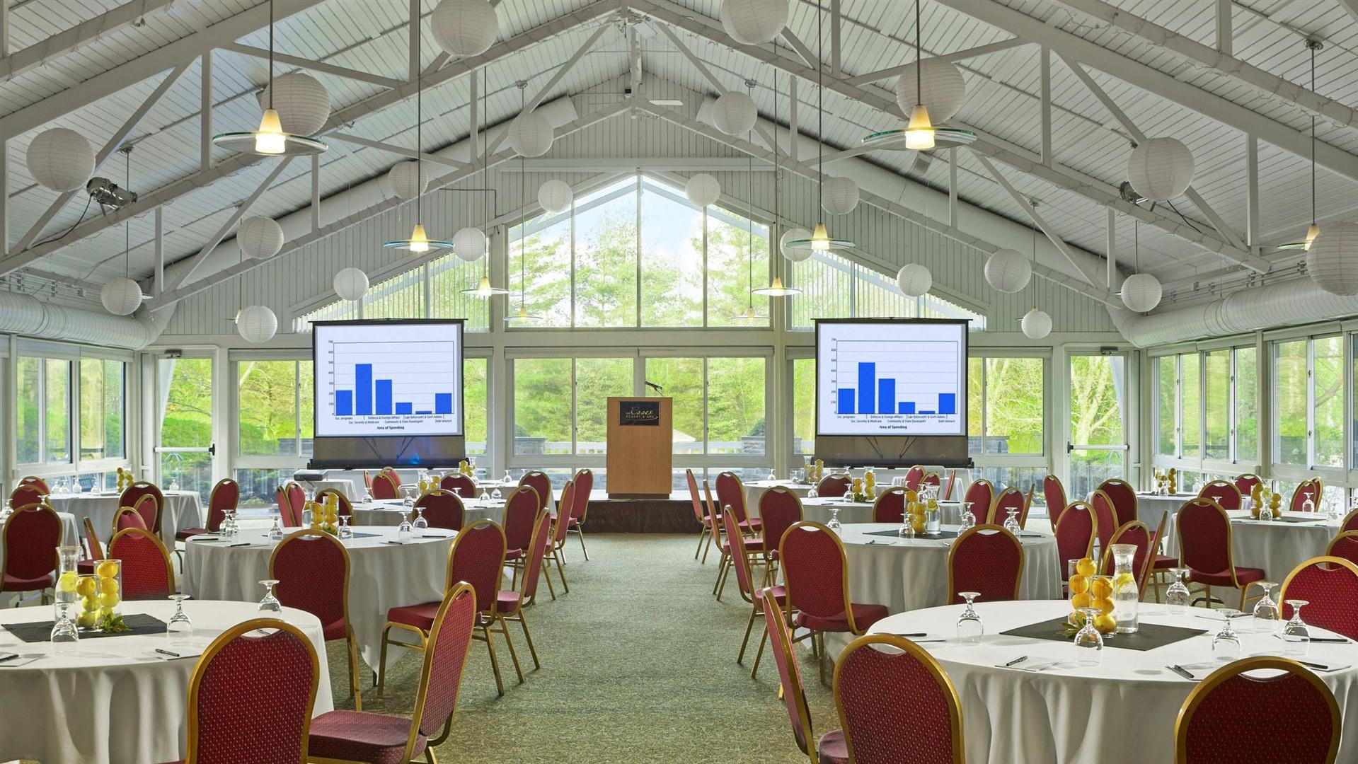Meetings And Events At The Essex Vermont S Culinary Resort Spa