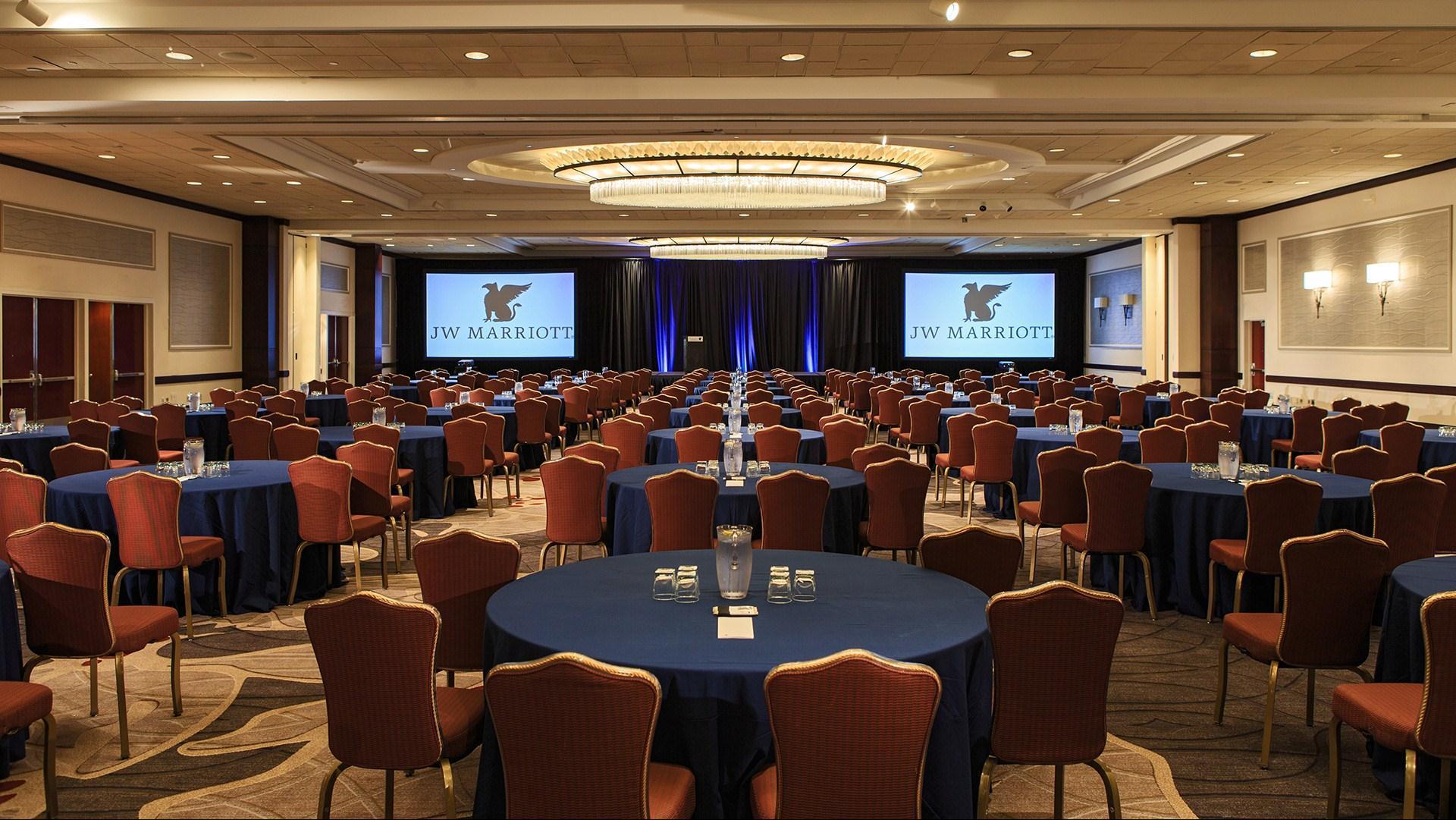 Meetings and Events at JW Marriott Washington, DC, Washington, DC, US