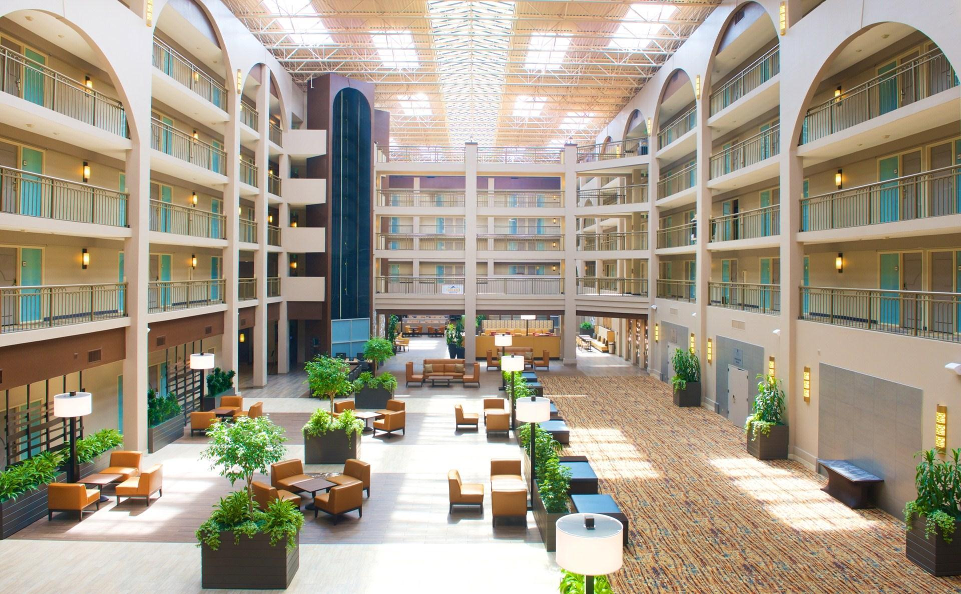 Meetings And Events At Embassy Suites By Hilton Seattle Bellevue