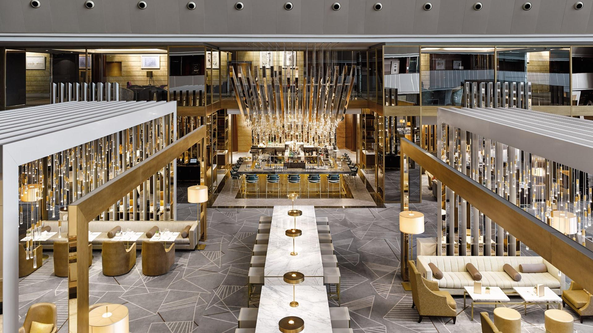 Meetings and Events at Fairmont Rey Juan Carlos I, Barcelona ...