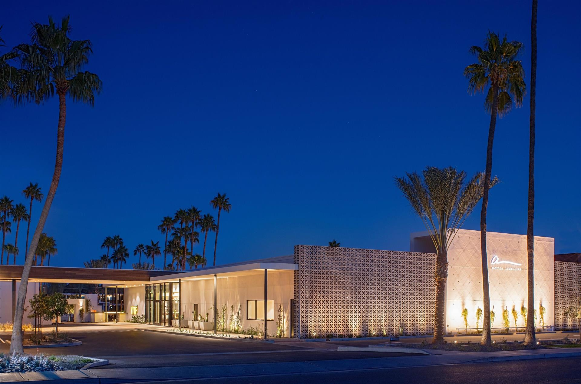 Meetings And Events At Hotel Adeline Scottsdale Az Us