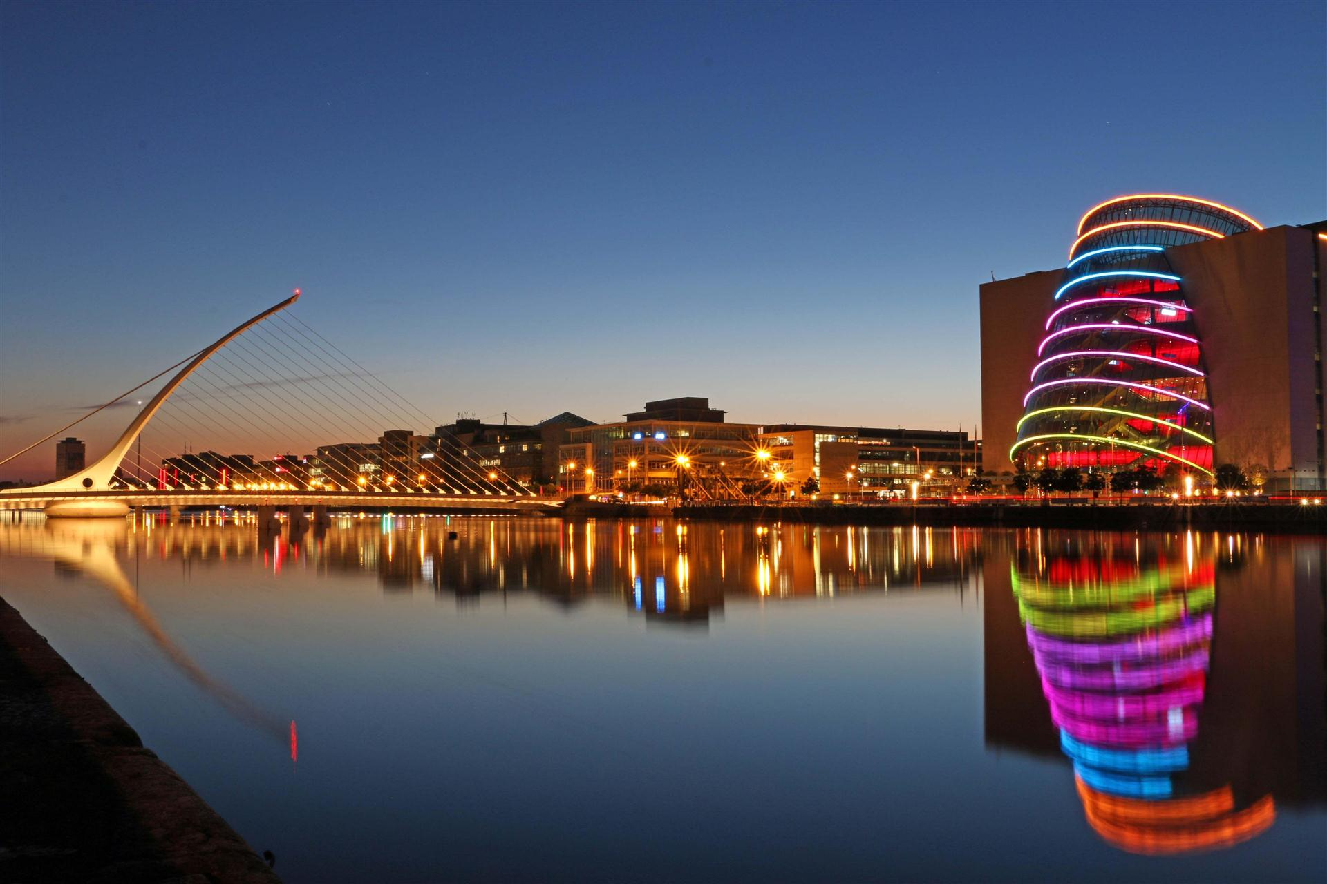 Image result for convention centre dublin
