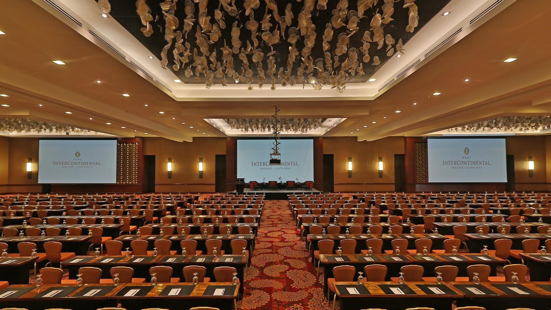 Meetings And Events At Intercontinental Real San Jose Costa
