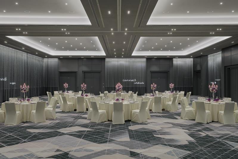 Meetings and events at Berlin Marriott Hotel, Berlin, DE