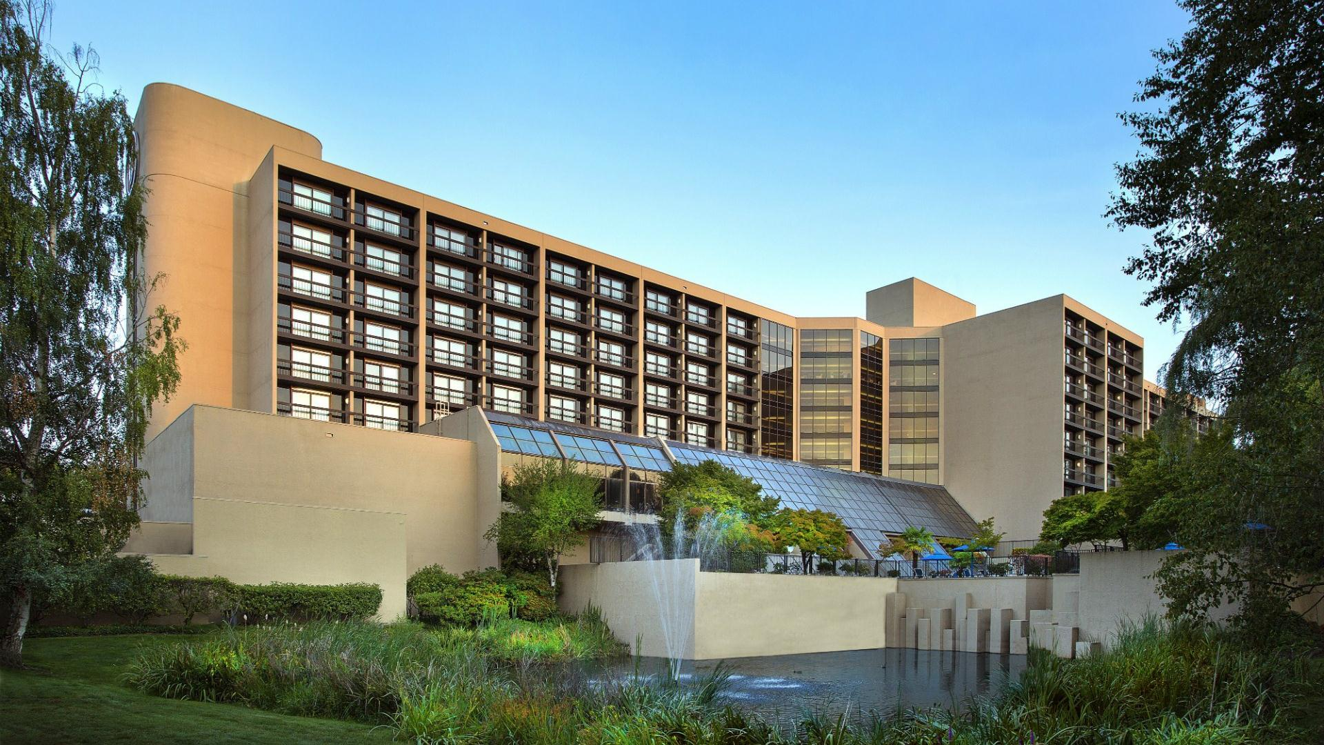 Meetings And Events At Hilton Bellevue, Bellevue, WA, US