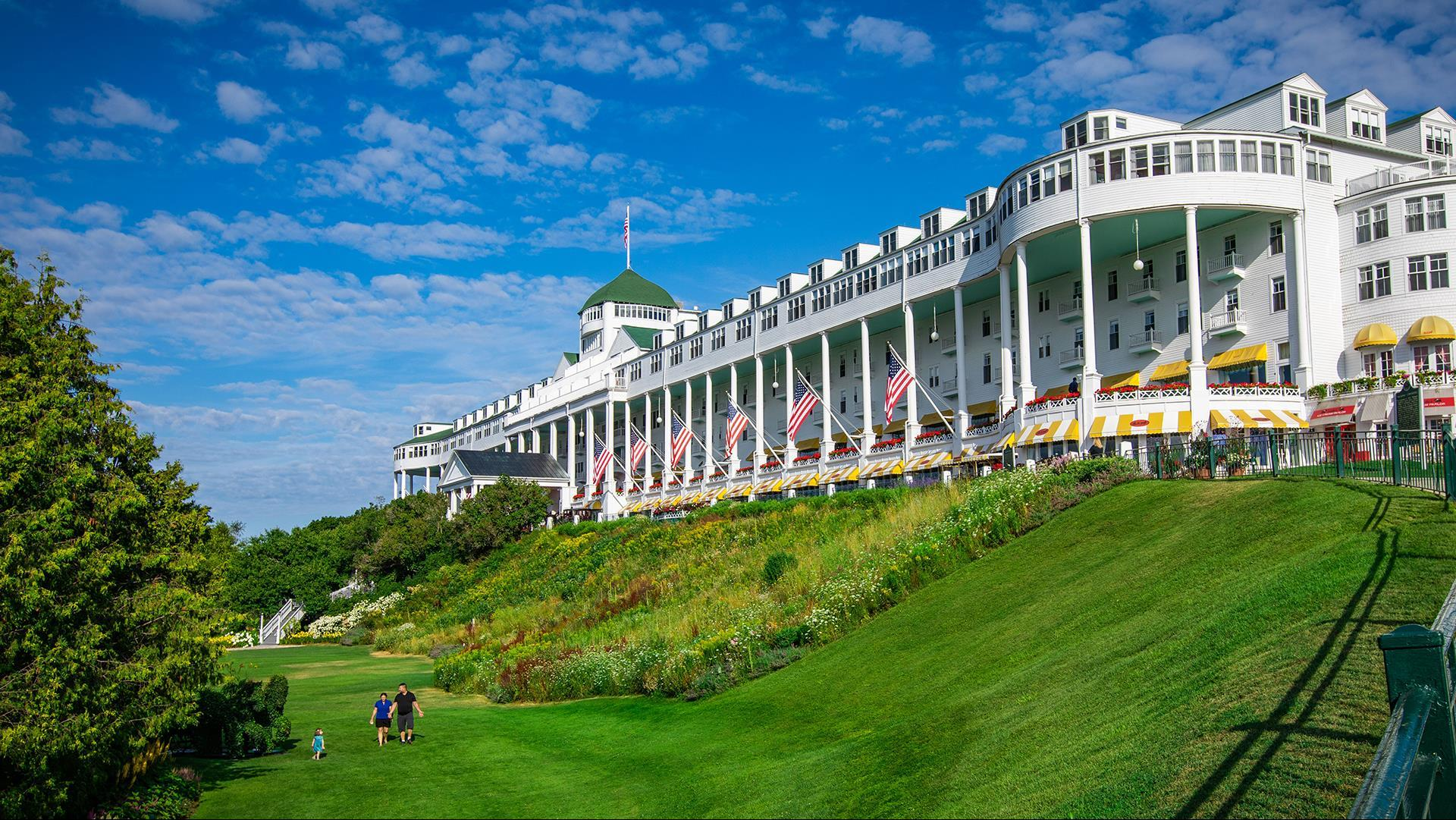 Meetings And Events At Grand Hotel Mackinac Island Mi Us