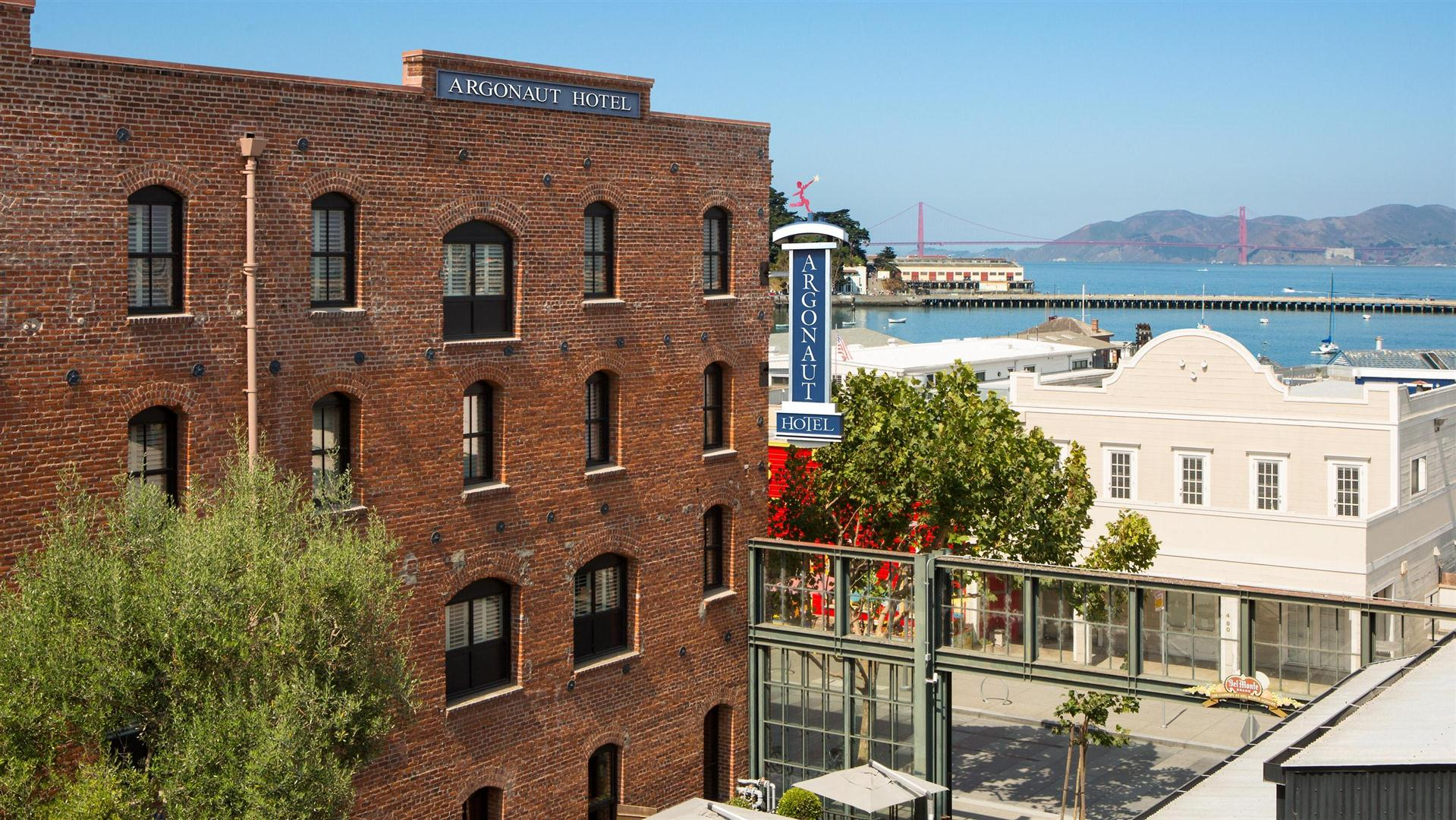 Meetings and Events at Argonaut Hotel, San Francisco, CA, US