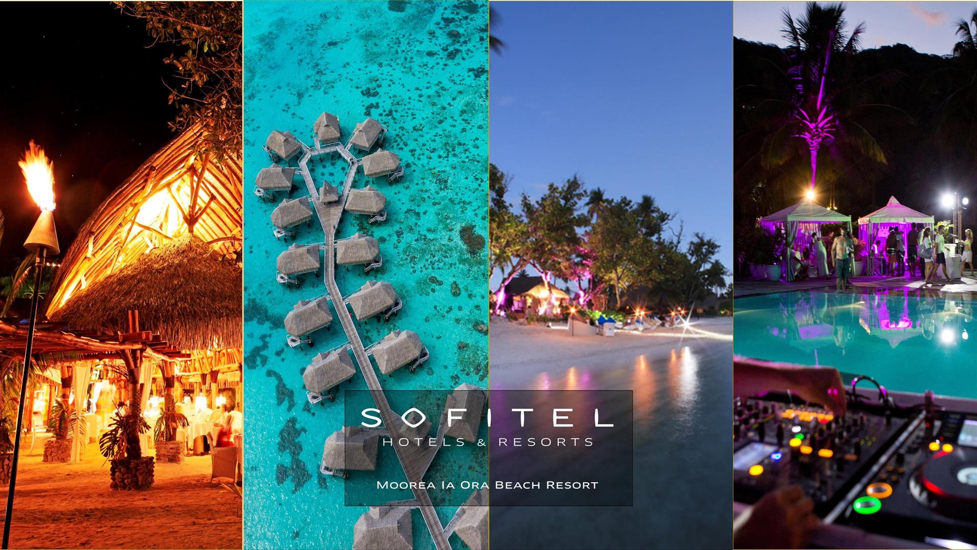 Meetings And Events At Sofitel Moorea La Ora Beach Resort