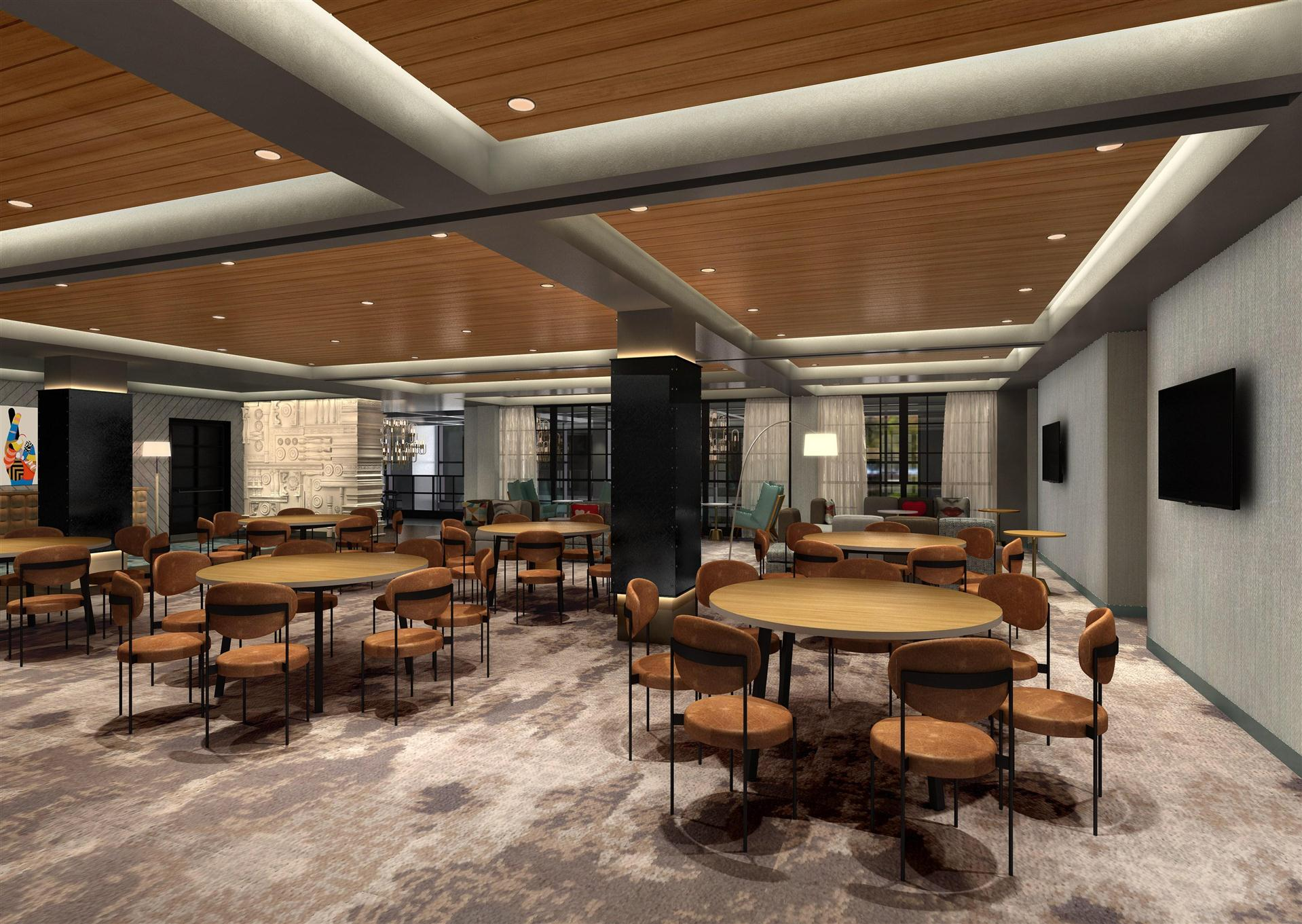 Meetings and Events at Virgin Hotels San Francisco - Opening 2018 ...