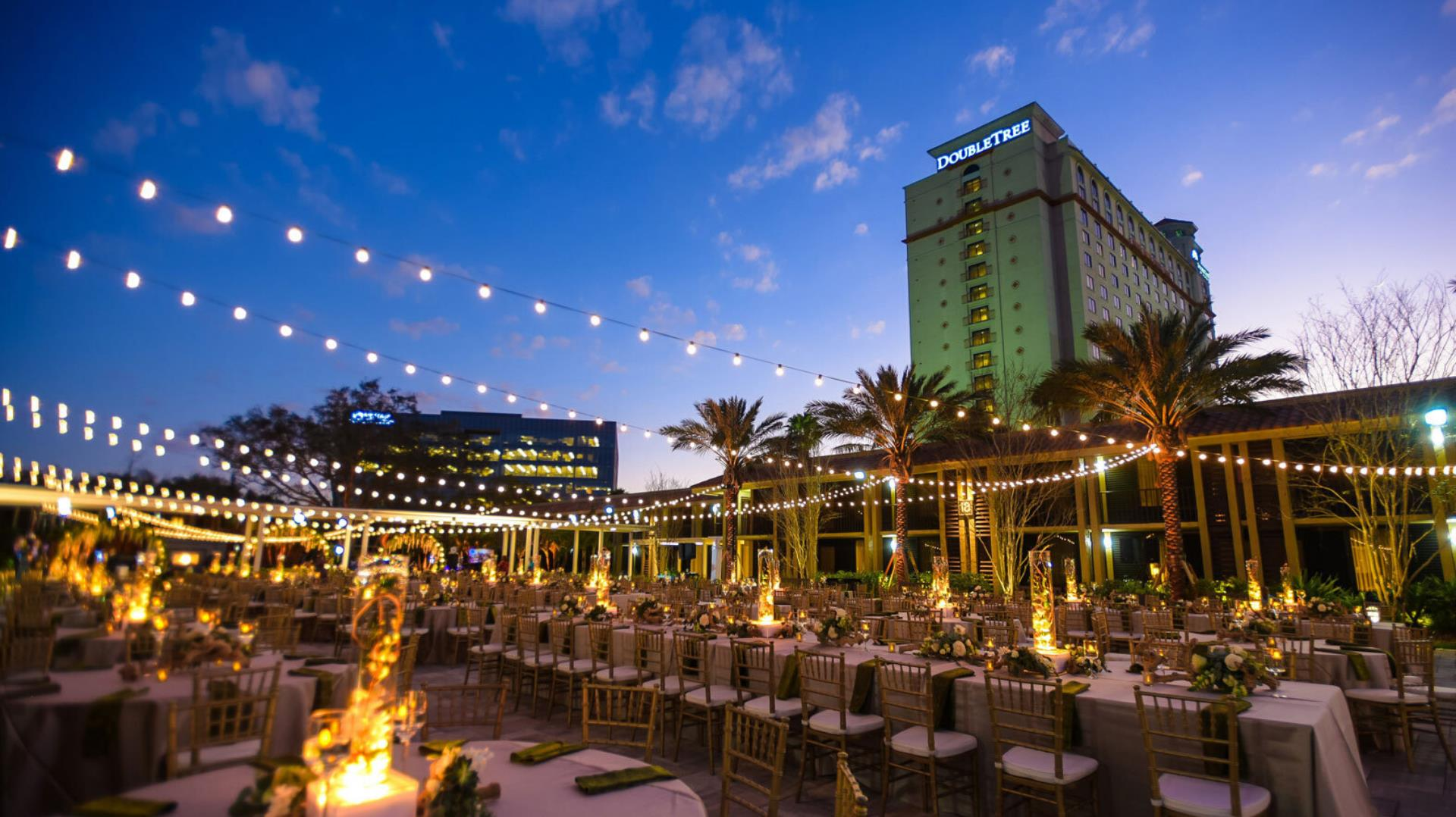 Meetings and events at DoubleTree by Hilton Hotel Orlando at ...