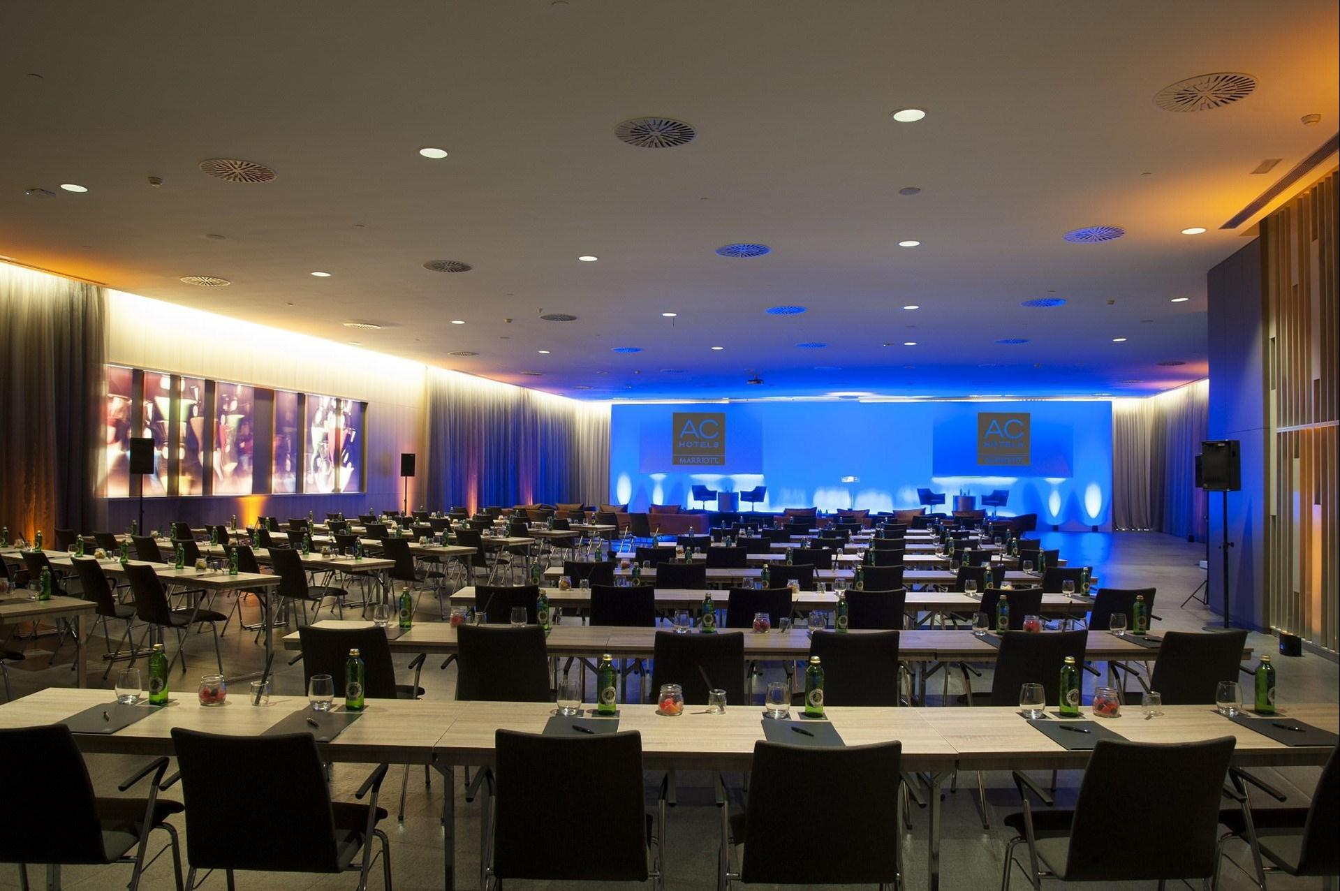 Meetings And Events At Ac Hotel Barcelona Forum Barcelona Es
