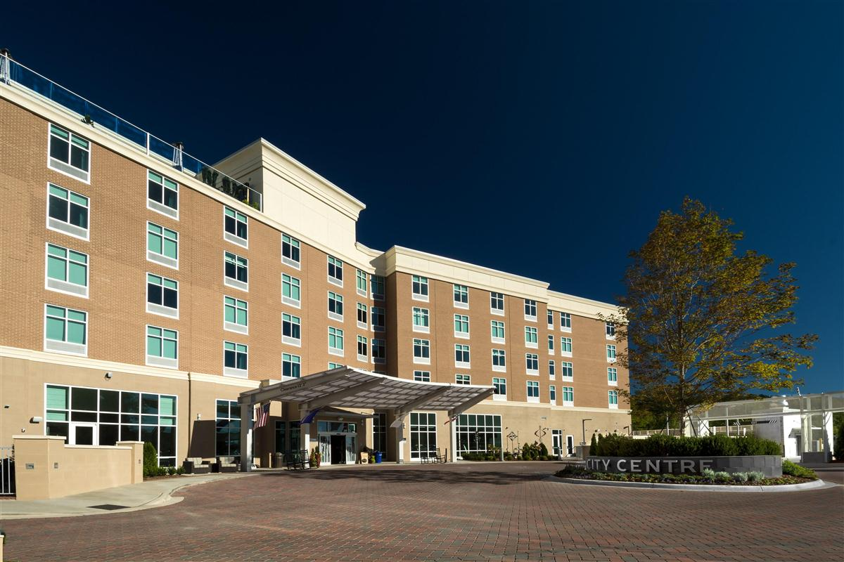 Meetings And Events At Hilton Garden Inn Asheville Downtown