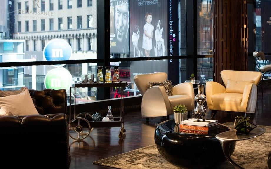 Meetings and events at Renaissance New York Times Square
