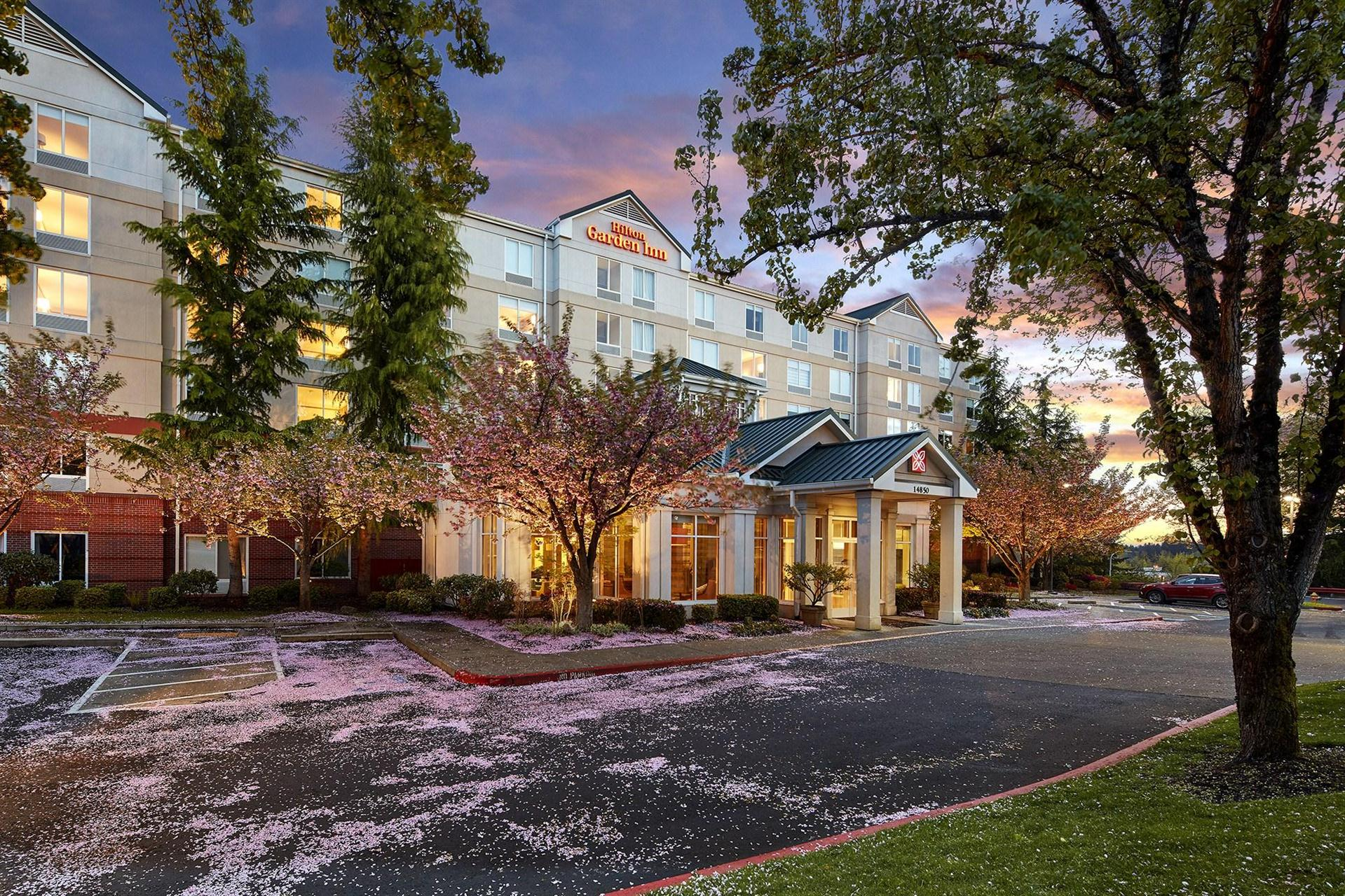 Meetings and Events at Hampton Inn & Suites Portland-Pearl District ...