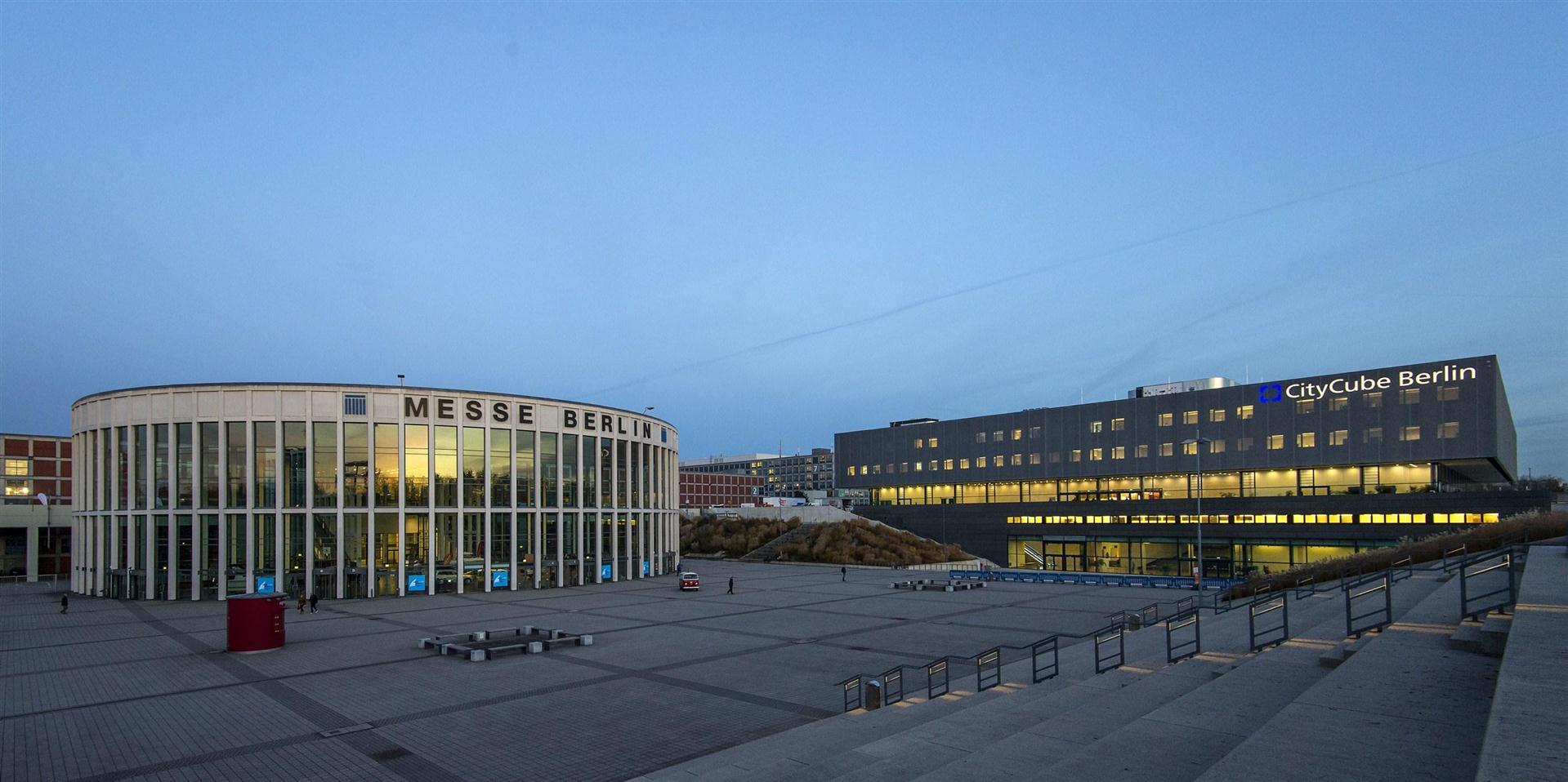Zelt Cube Berlin : Venues promotions city guides