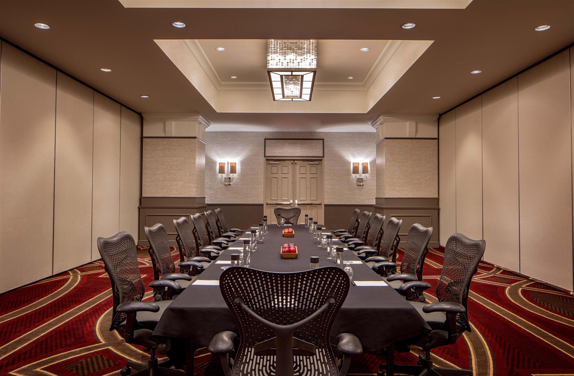 Meetings and Events at Hilton Richmond Downtown, Richmond, VA, US