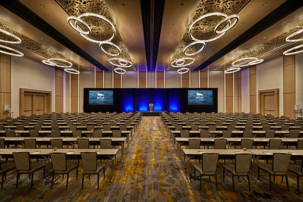 Meetings and events at MGM National Harbor, National Harbor