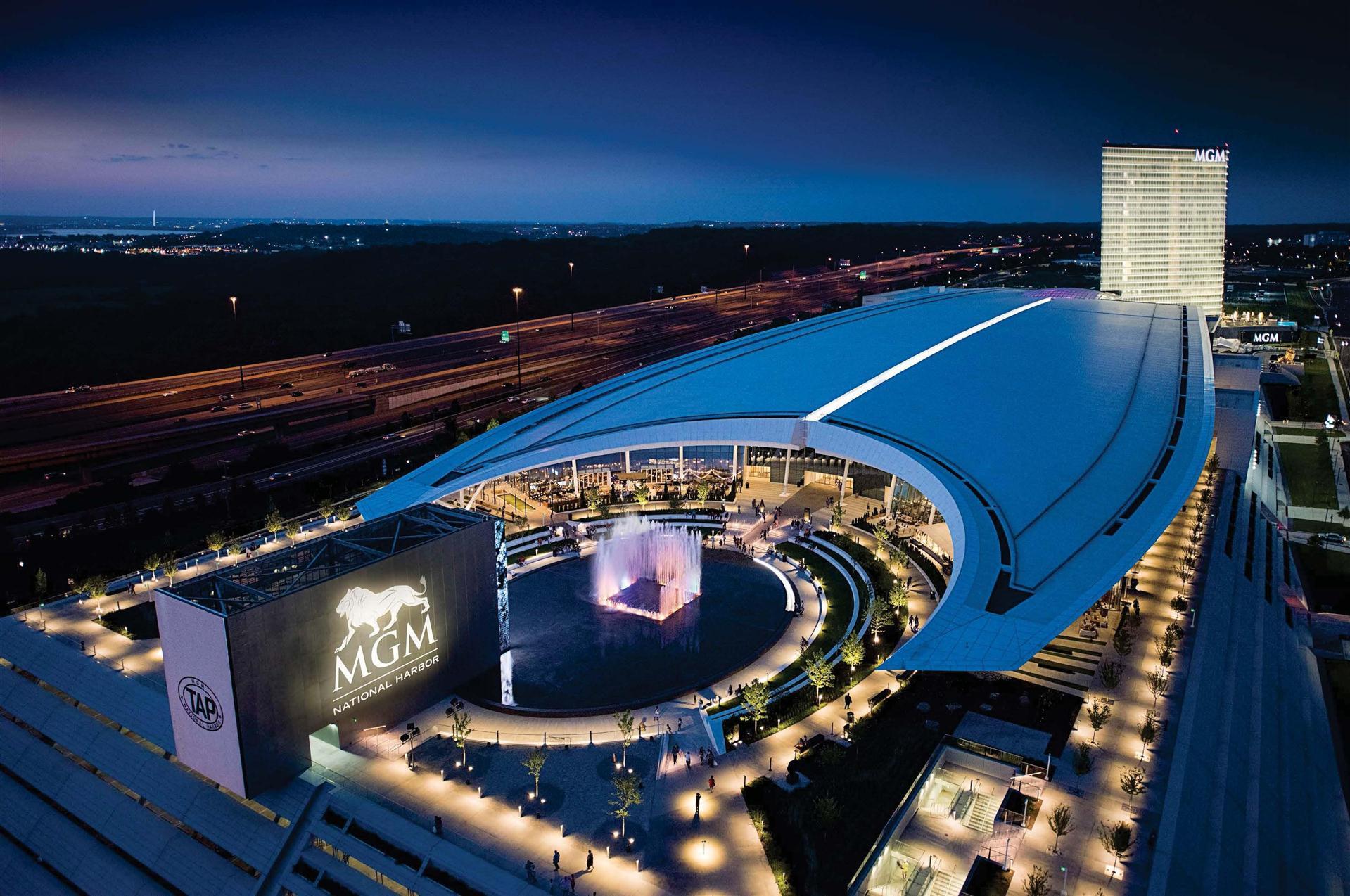 Mgm grand casino in maryland trump casino daytona