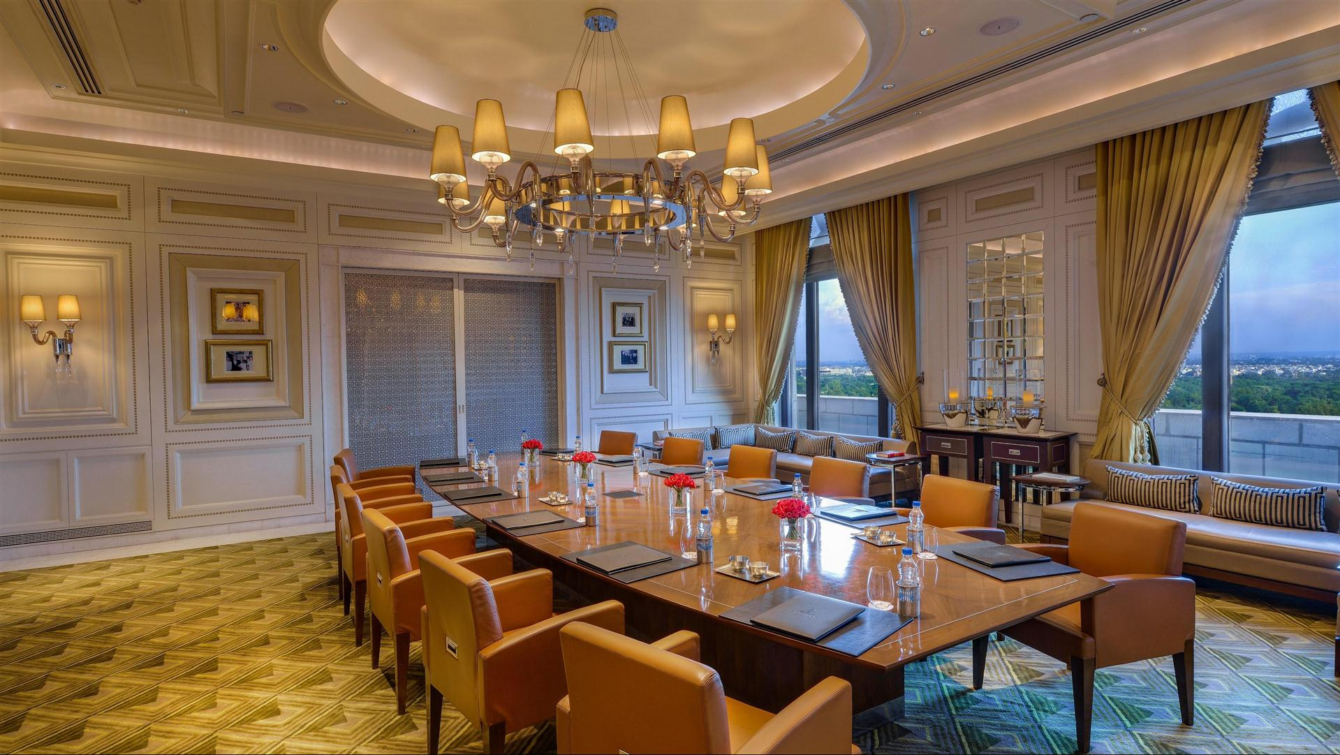 Meetings and Events at The Leela Palace New Delhi, New Delhi, IN