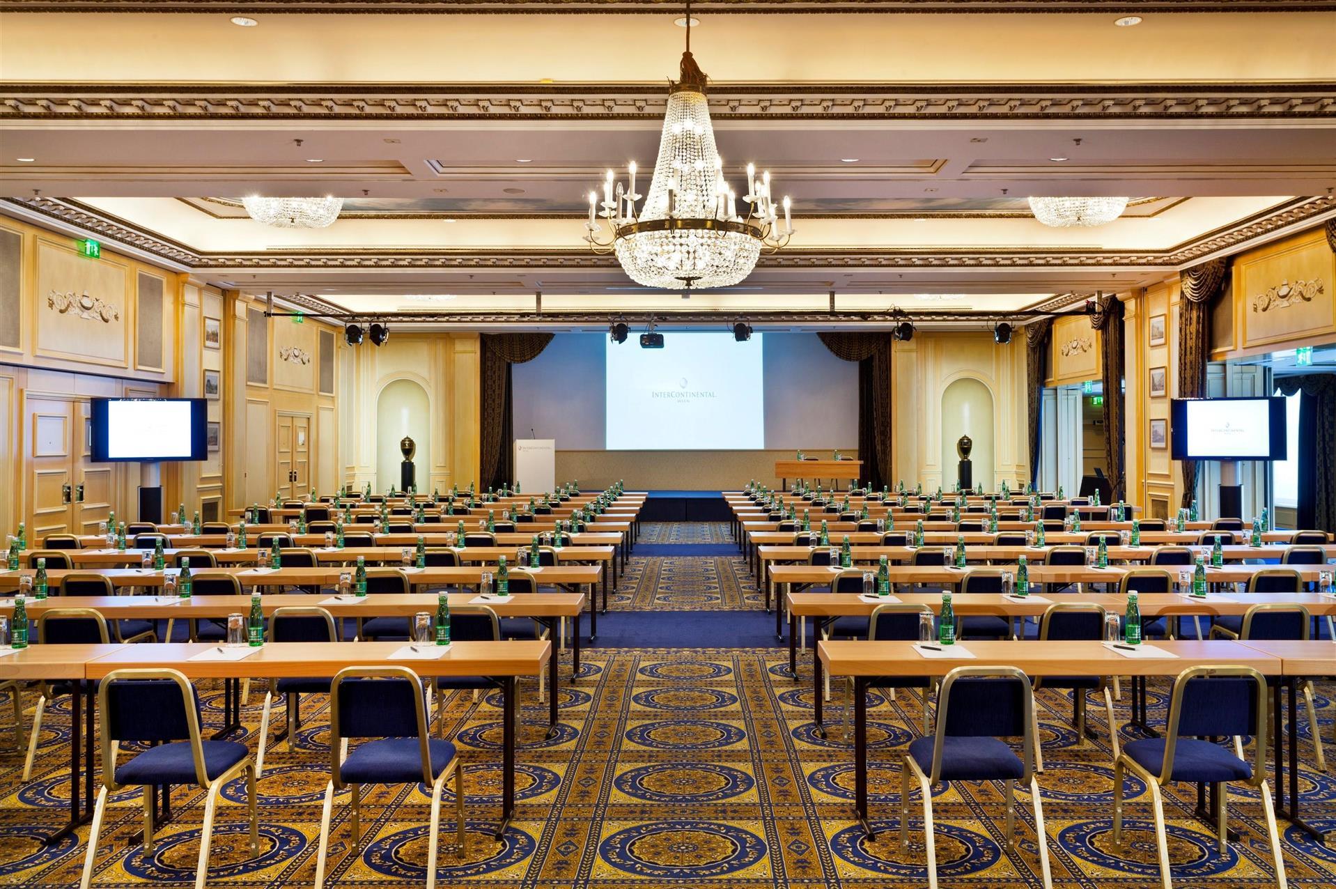 Meetings and events at InterContinental Vienna, Vienna, AT