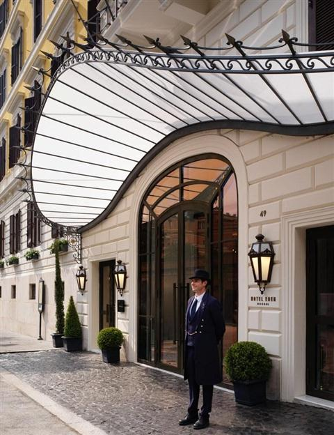 Meetings and Events at Hotel Eden, Dorchester Collection, Rome, IT