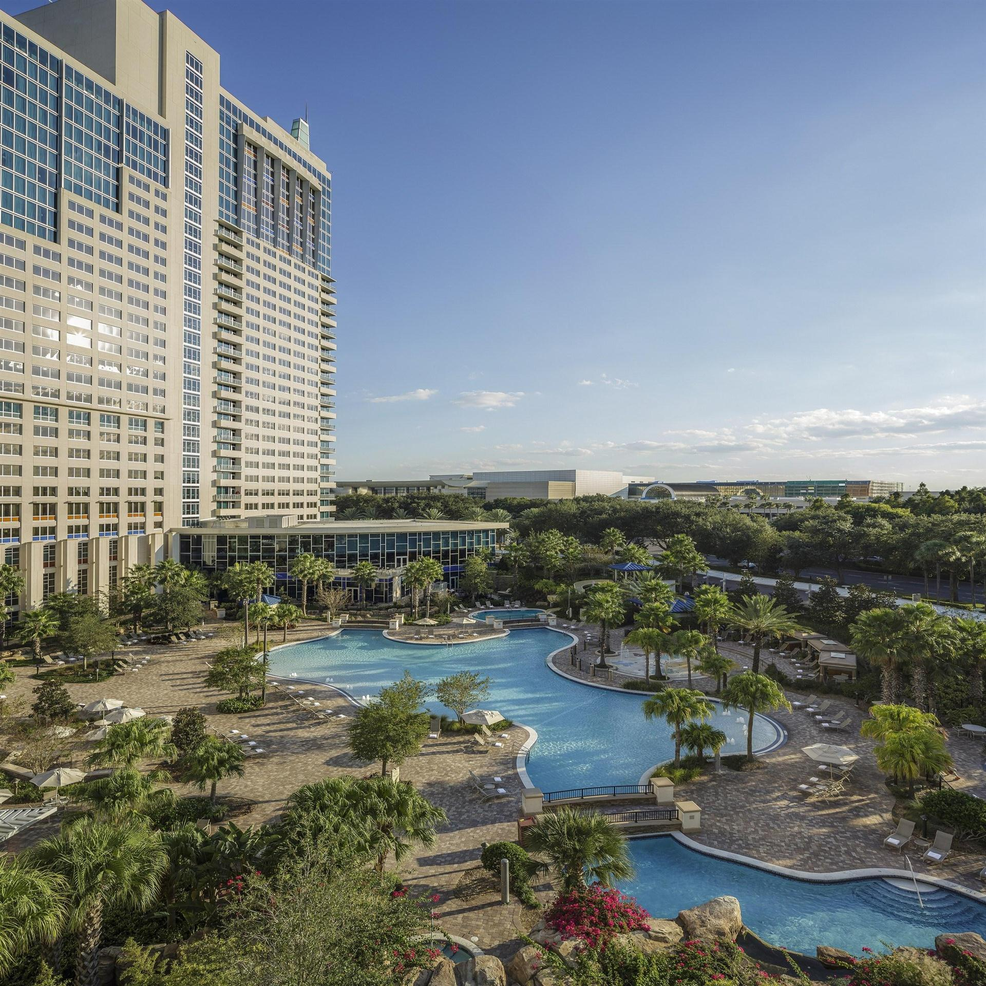 Meetings And Events At Hyatt Regency Orlando Fl Us Theater Structured Wiring Home Networking Central Florida Hotel
