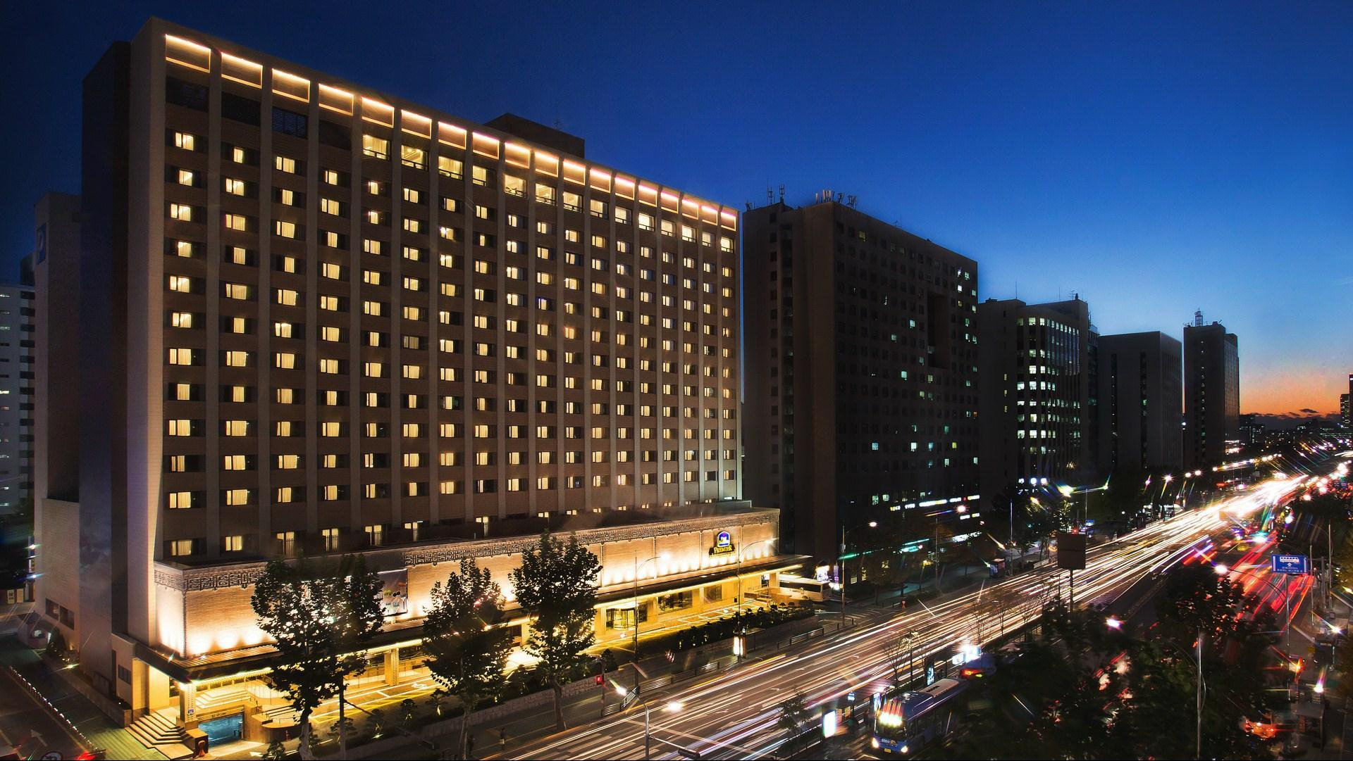 Meetings and Events at Best Western Premier Seoul Garden Hotel ...