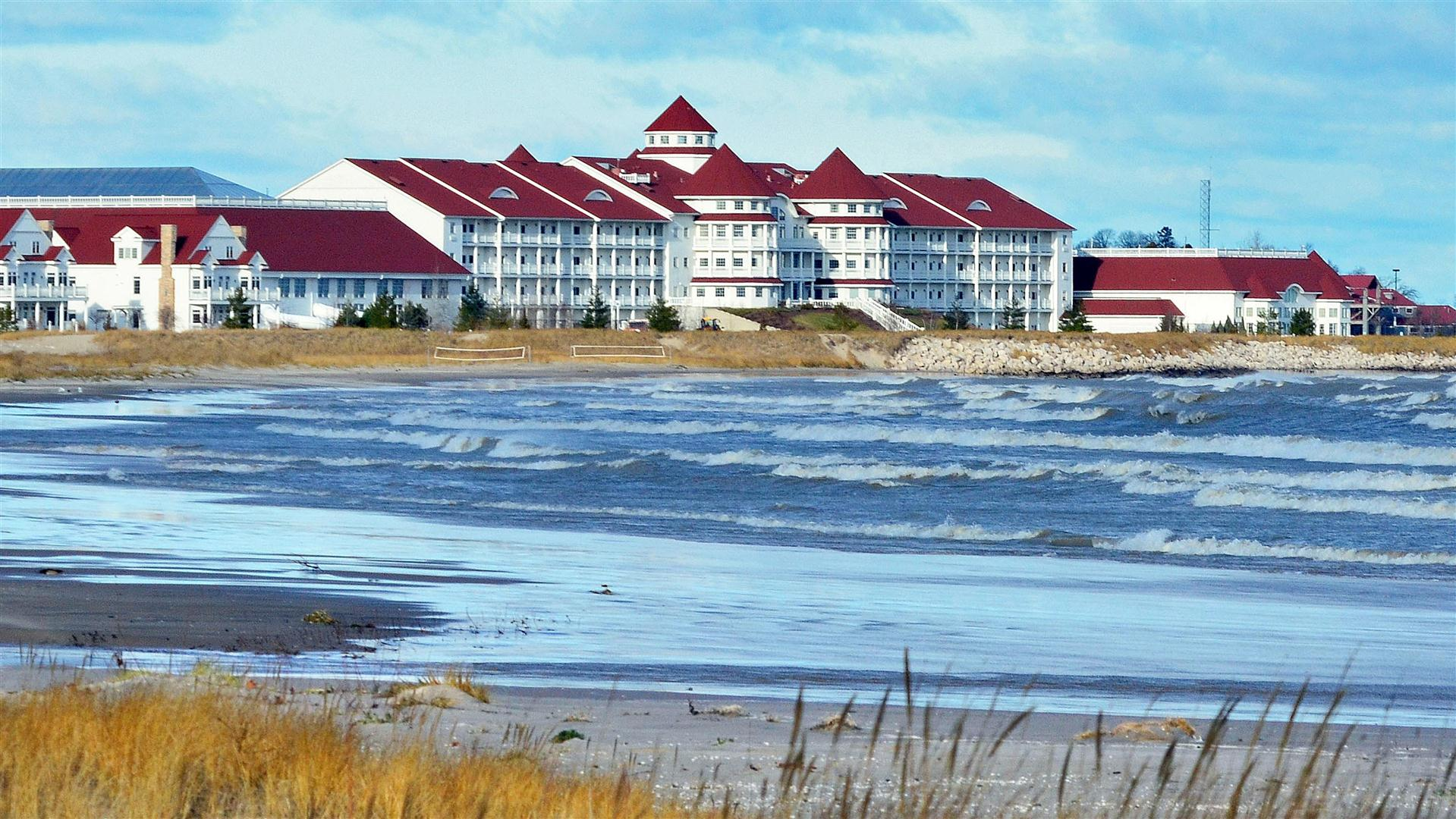 Blue Harbor Resort Room Service