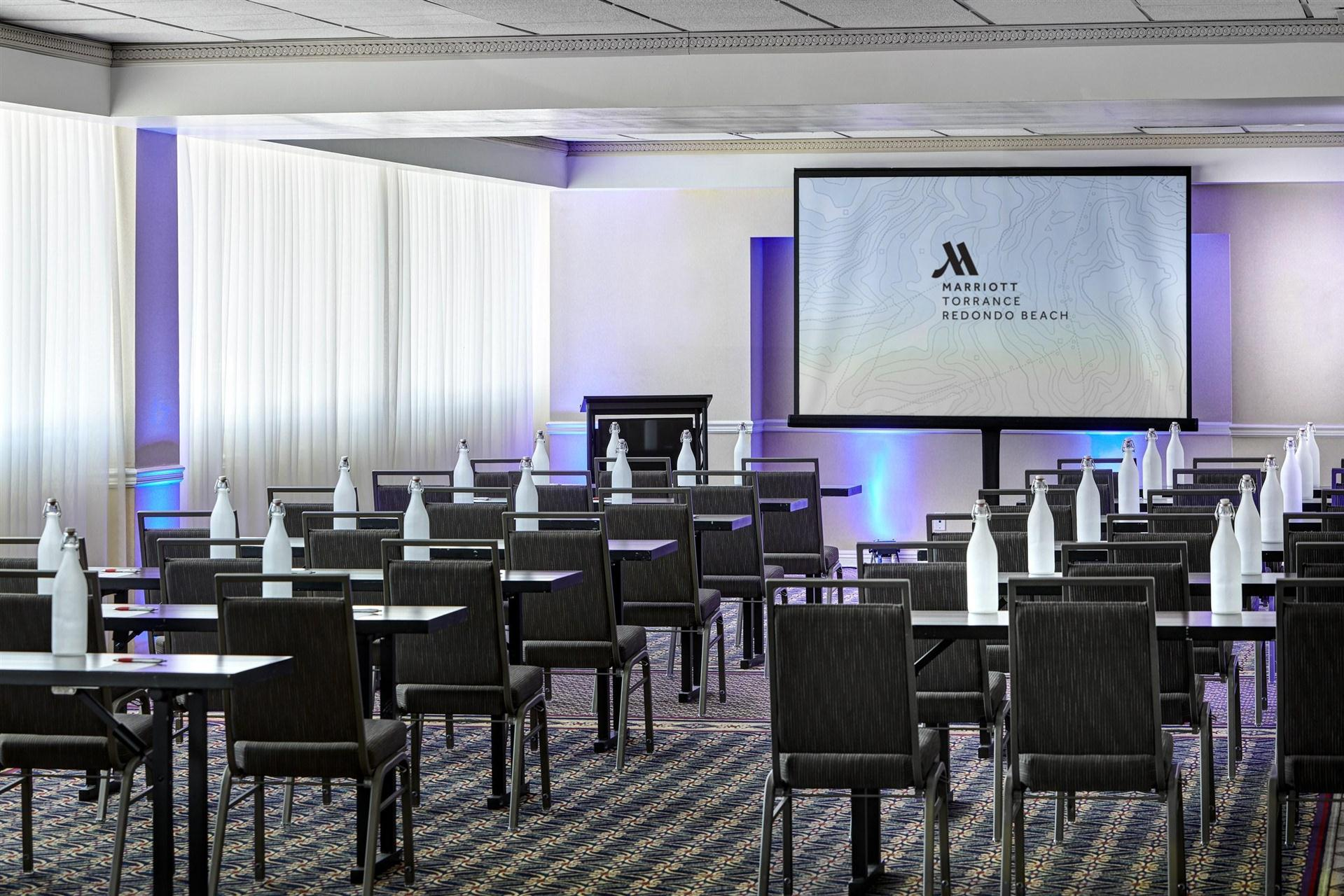 Meetings and Events at Torrance Marriott Redondo Beach, Torrance, CA, US