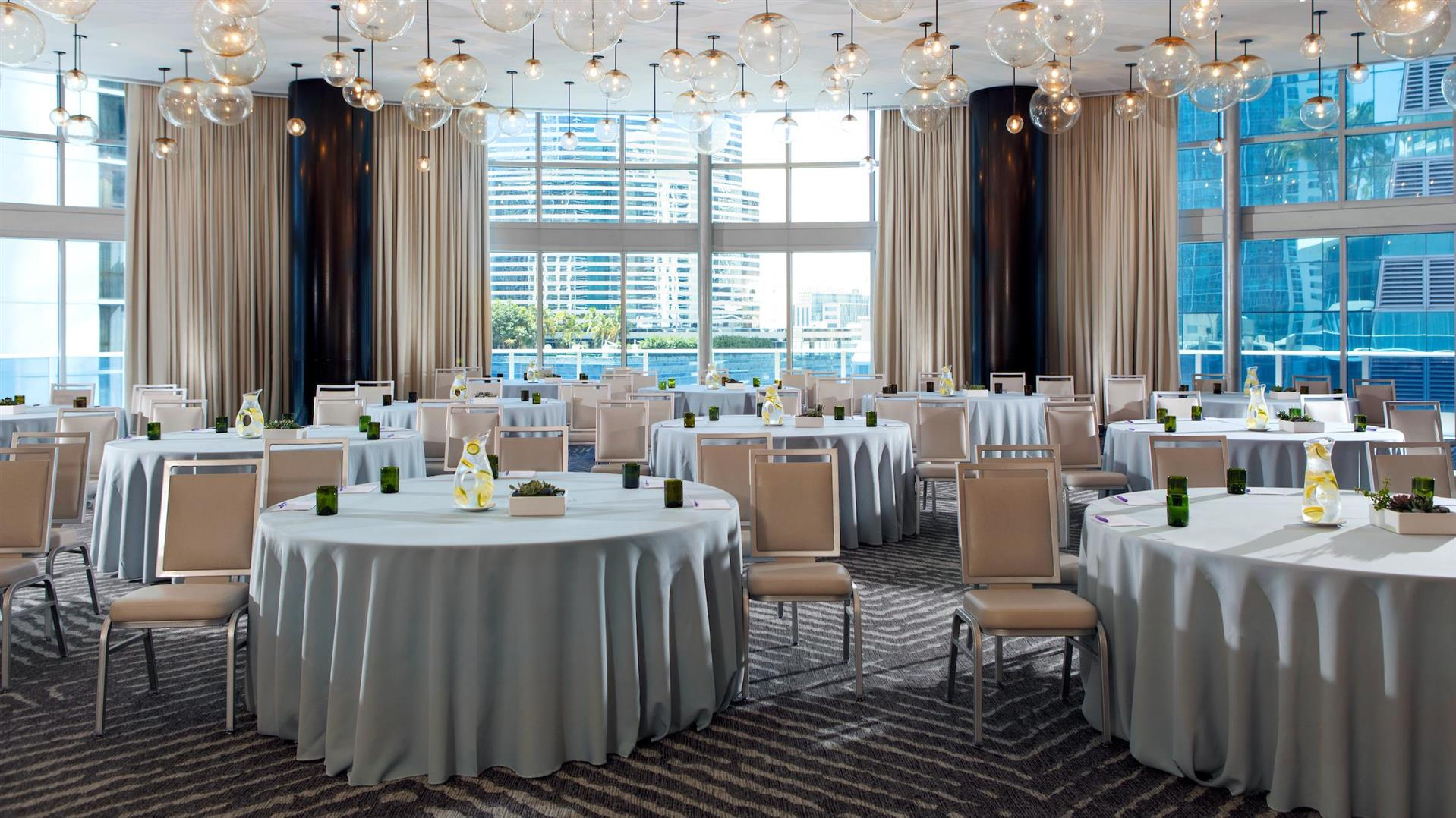 Meetings And Events At Kimpton Epic Hotel Miami Fl Us