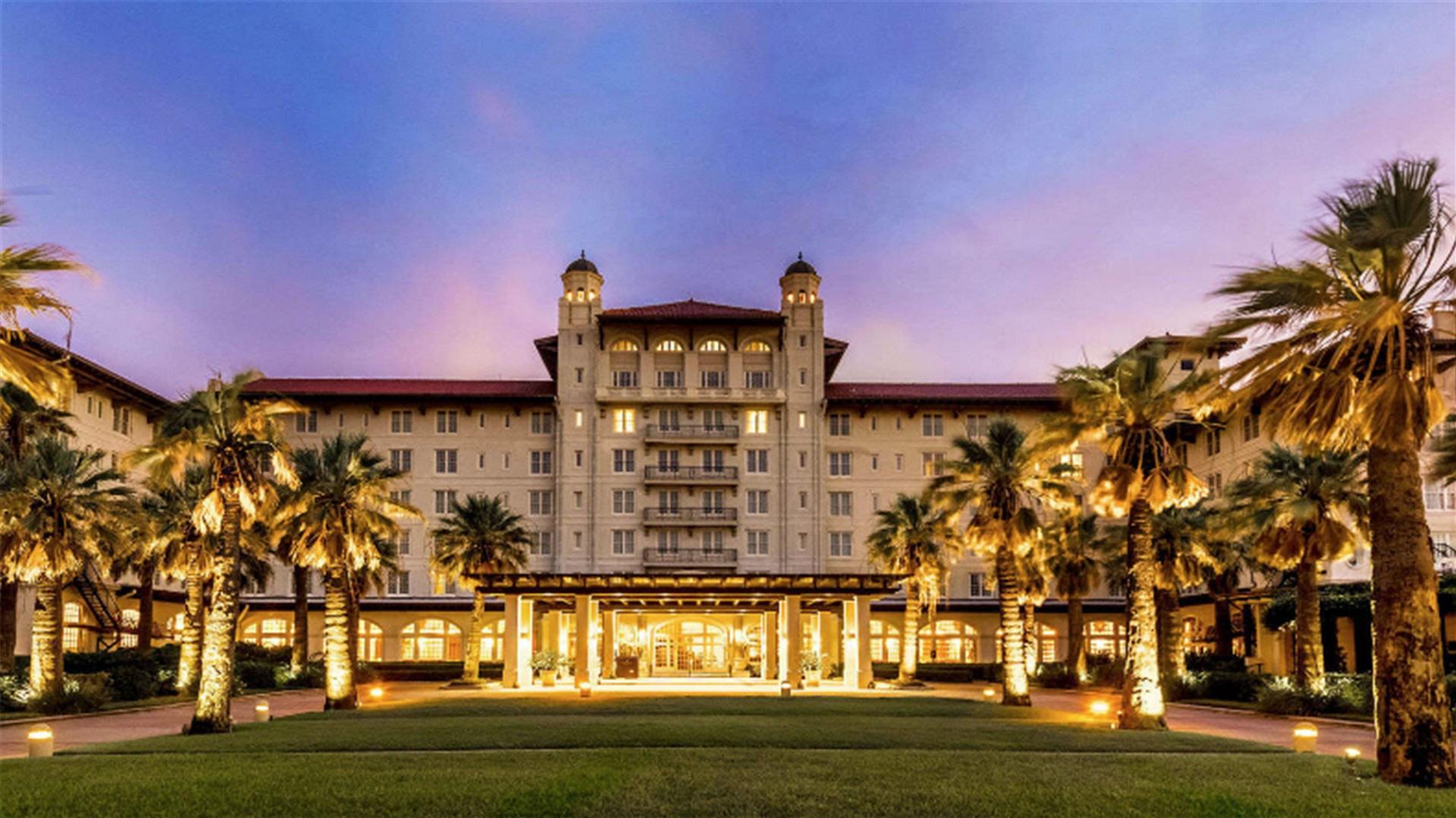 Meetings and Events at Hotel Galvez, A Wyndham Grand Hotel ...