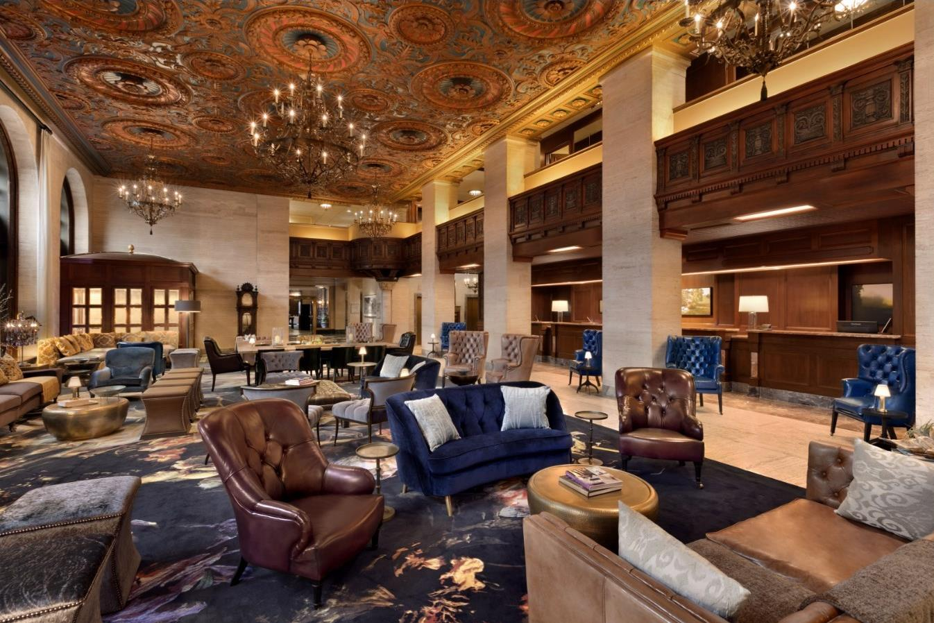 Meetings and Events at HOTEL DU PONT, Wilmington, DE, US