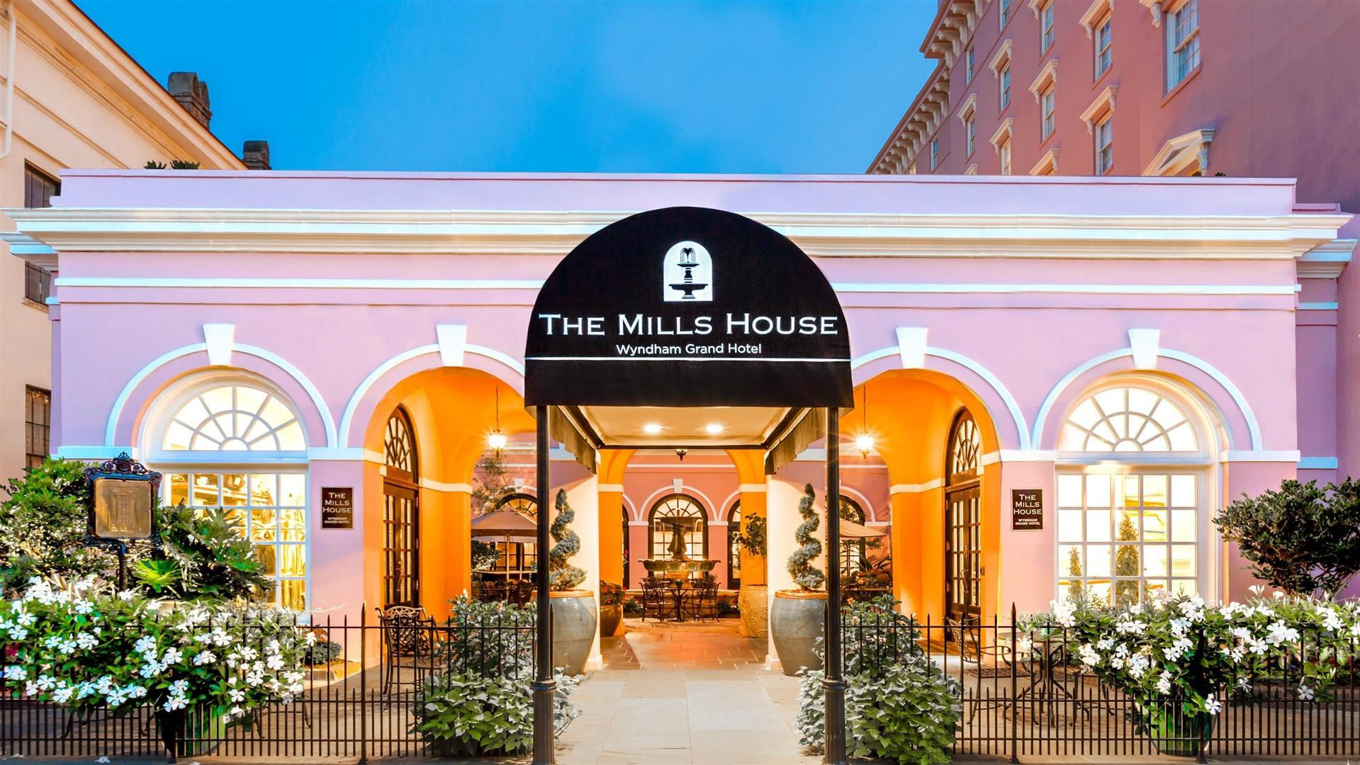 Meetings and events at The Mills House Wyndham Grand Hotel