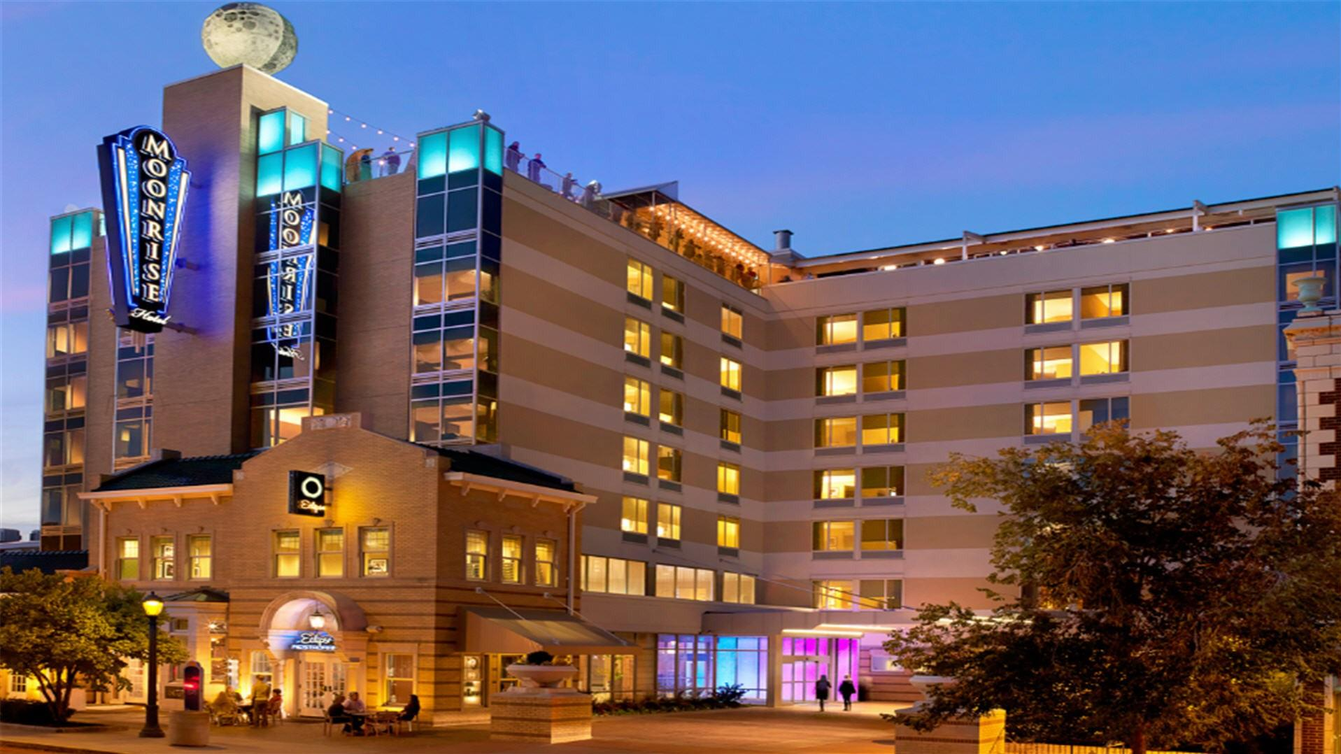 Meetings and Events at The Moonrise Hotel, St. Louis, MO, US