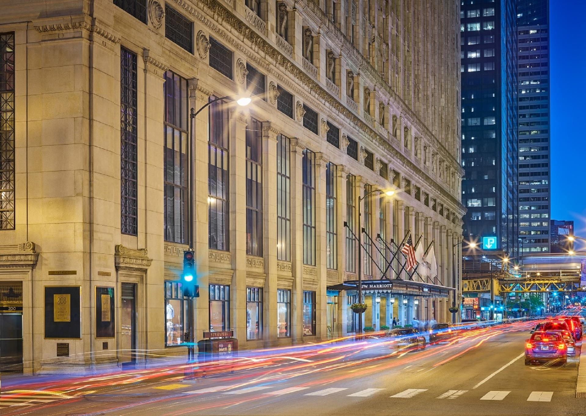 Meetings and events at Sheraton Grand Chicago, Chicago, IL, US