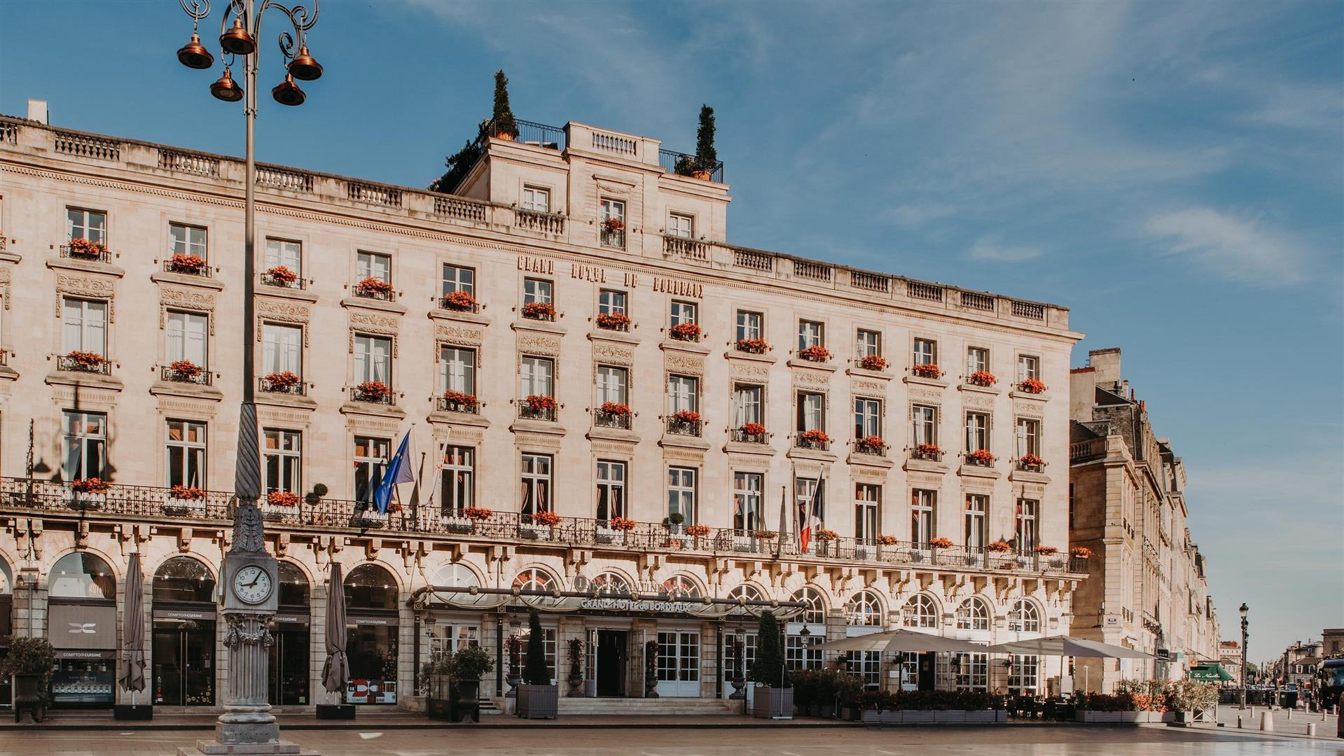 Home Staging Bordeaux meetings and events at intercontinental bordeaux - le grand