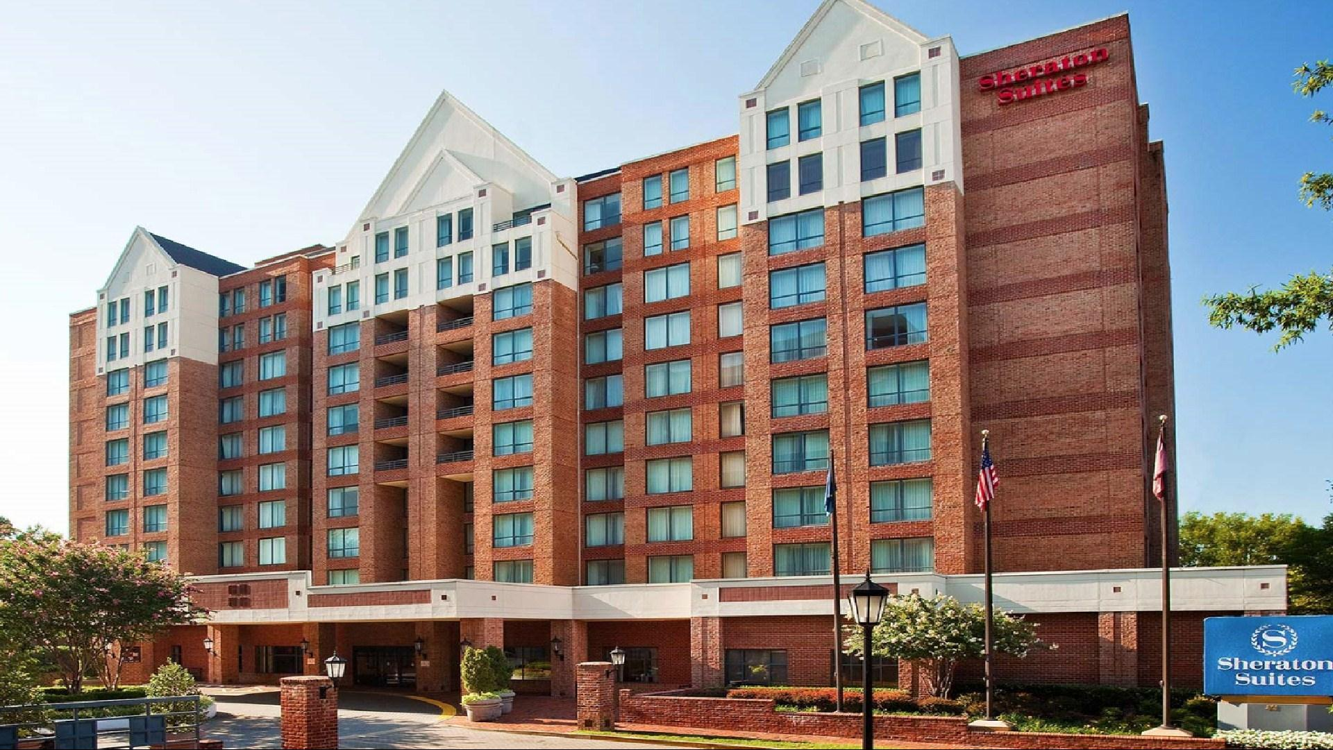 Meetings & Events at Sheraton Suites Old Town Alexandria