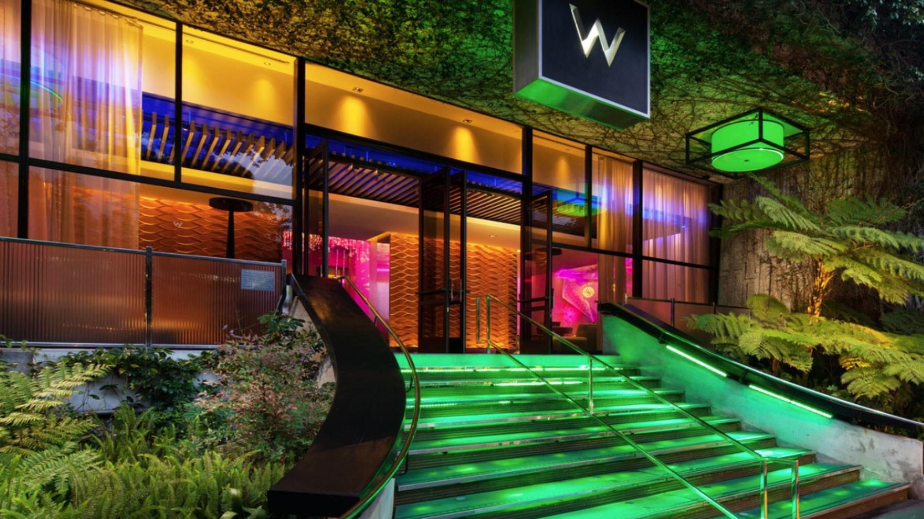 Meetings And Events At W Los Angeles West Beverly Hills Los