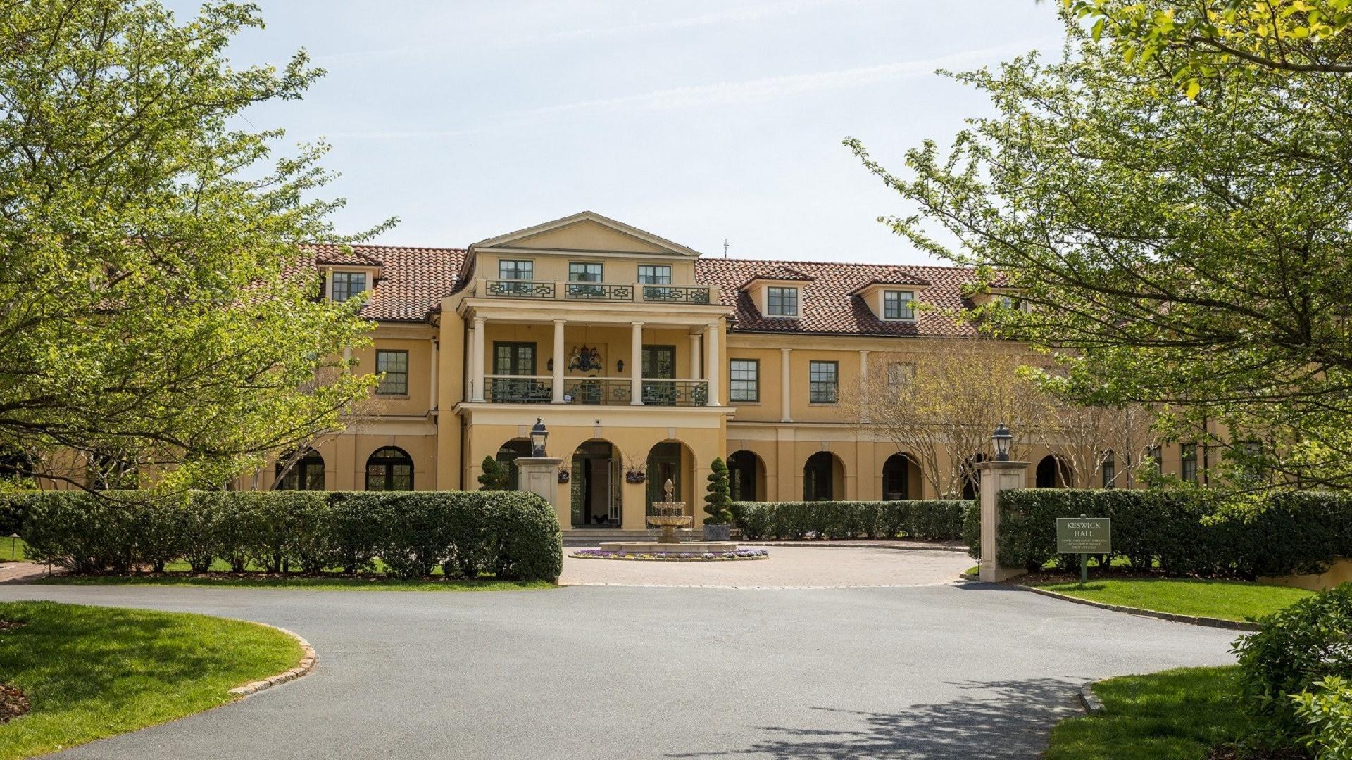 Meetings and Events at Keswick Hall and Golf Club, Keswick, VA, US