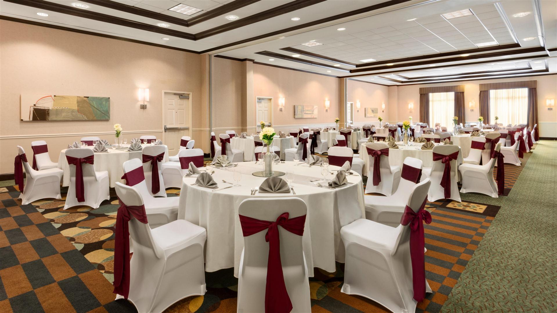 Meetings & Events at Hilton Garden Inn Dulles North Ashburn VA US