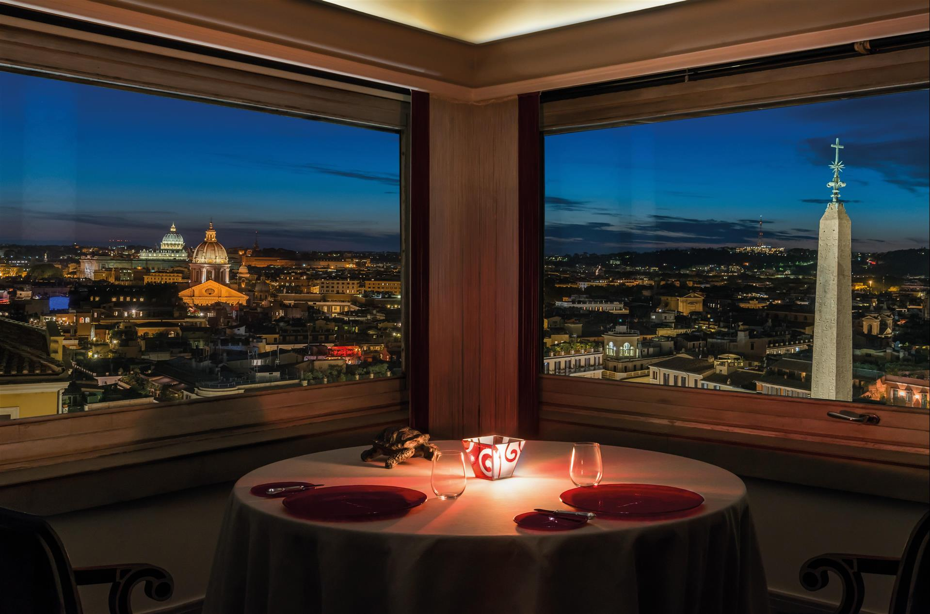 Meetings And Events At Hotel Hassler Roma Rome It